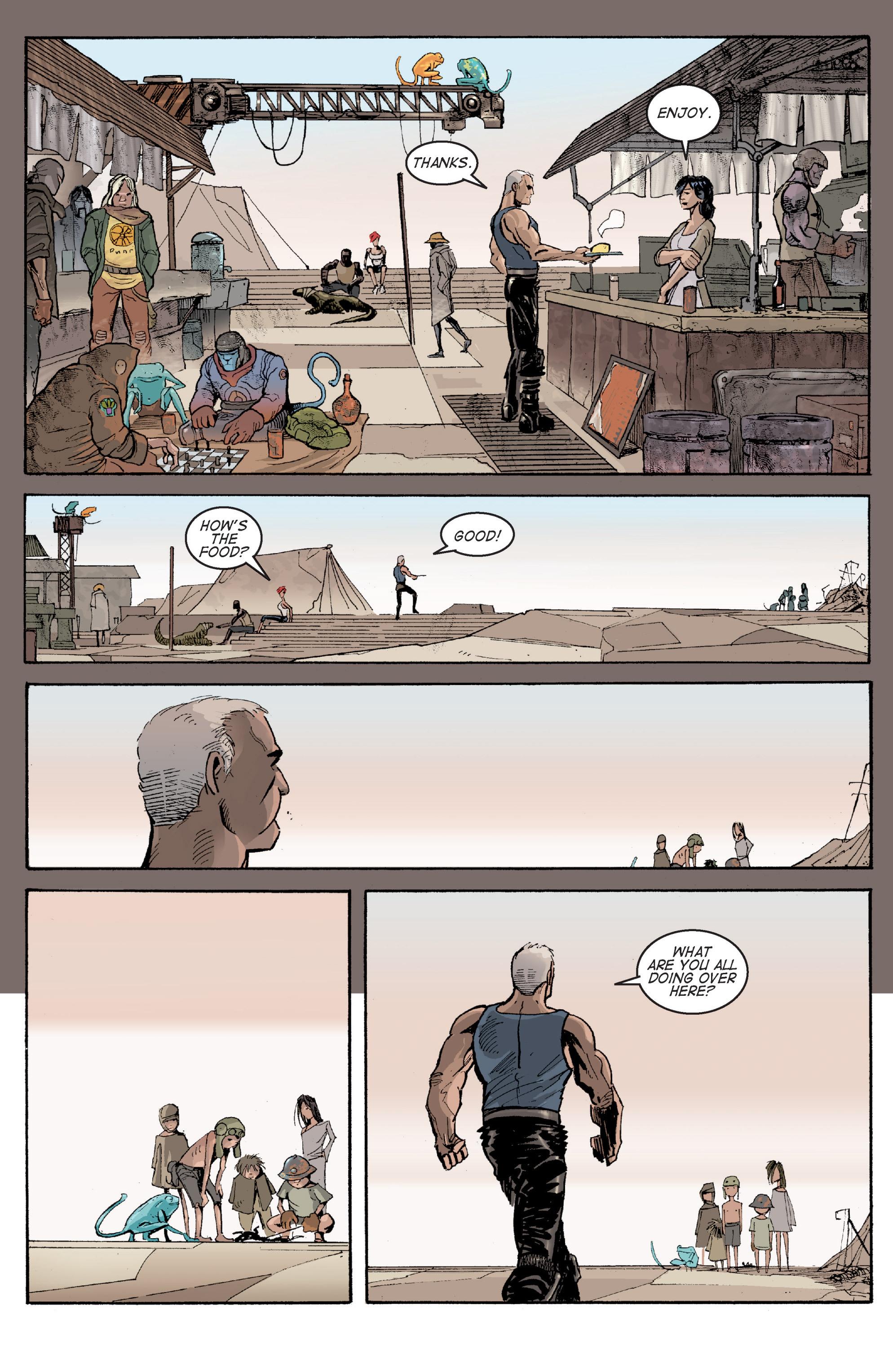 Read online Planetoid comic -  Issue # TPB - 99