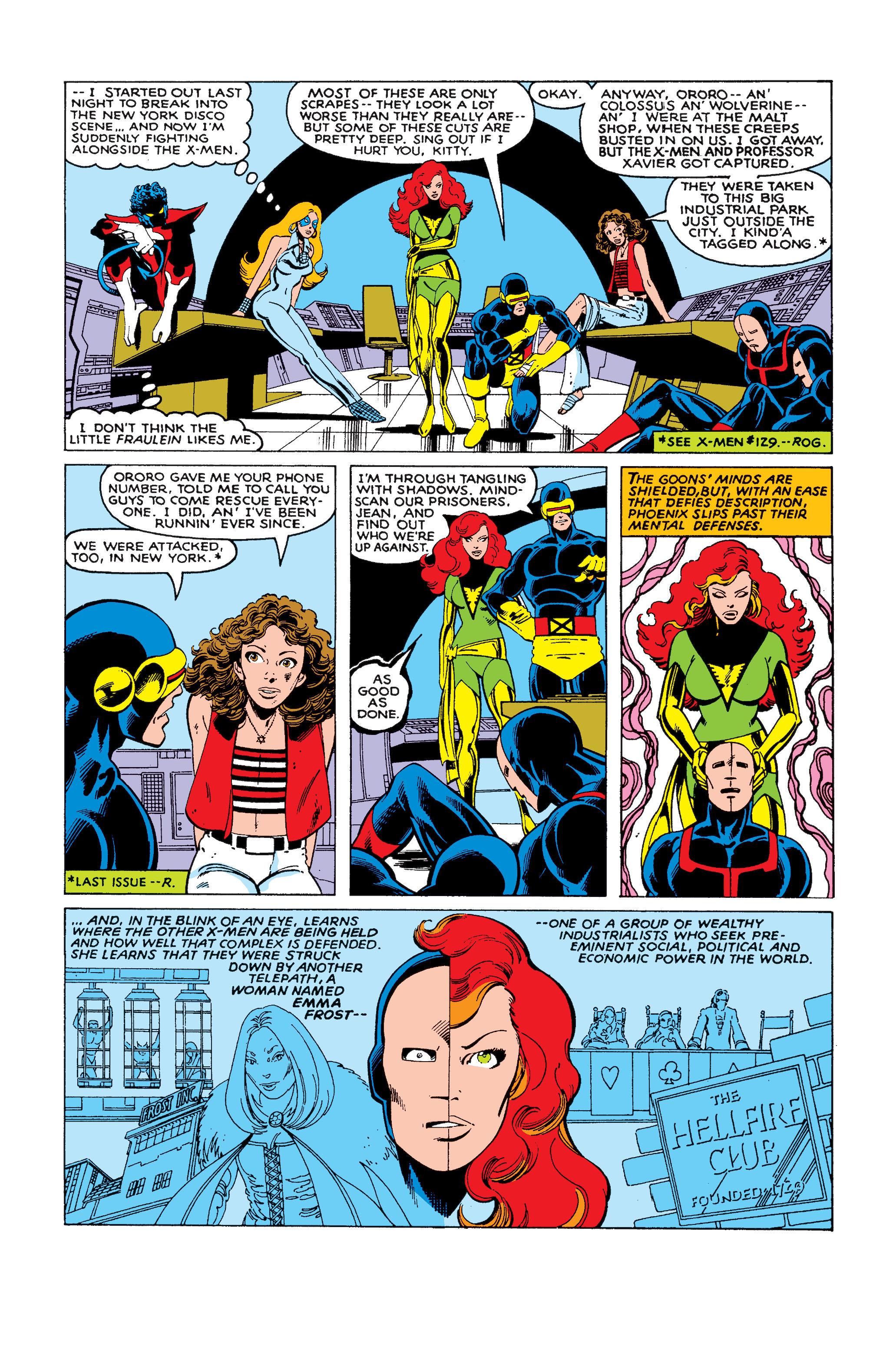 Uncanny X-Men (1963) 131 Page 5