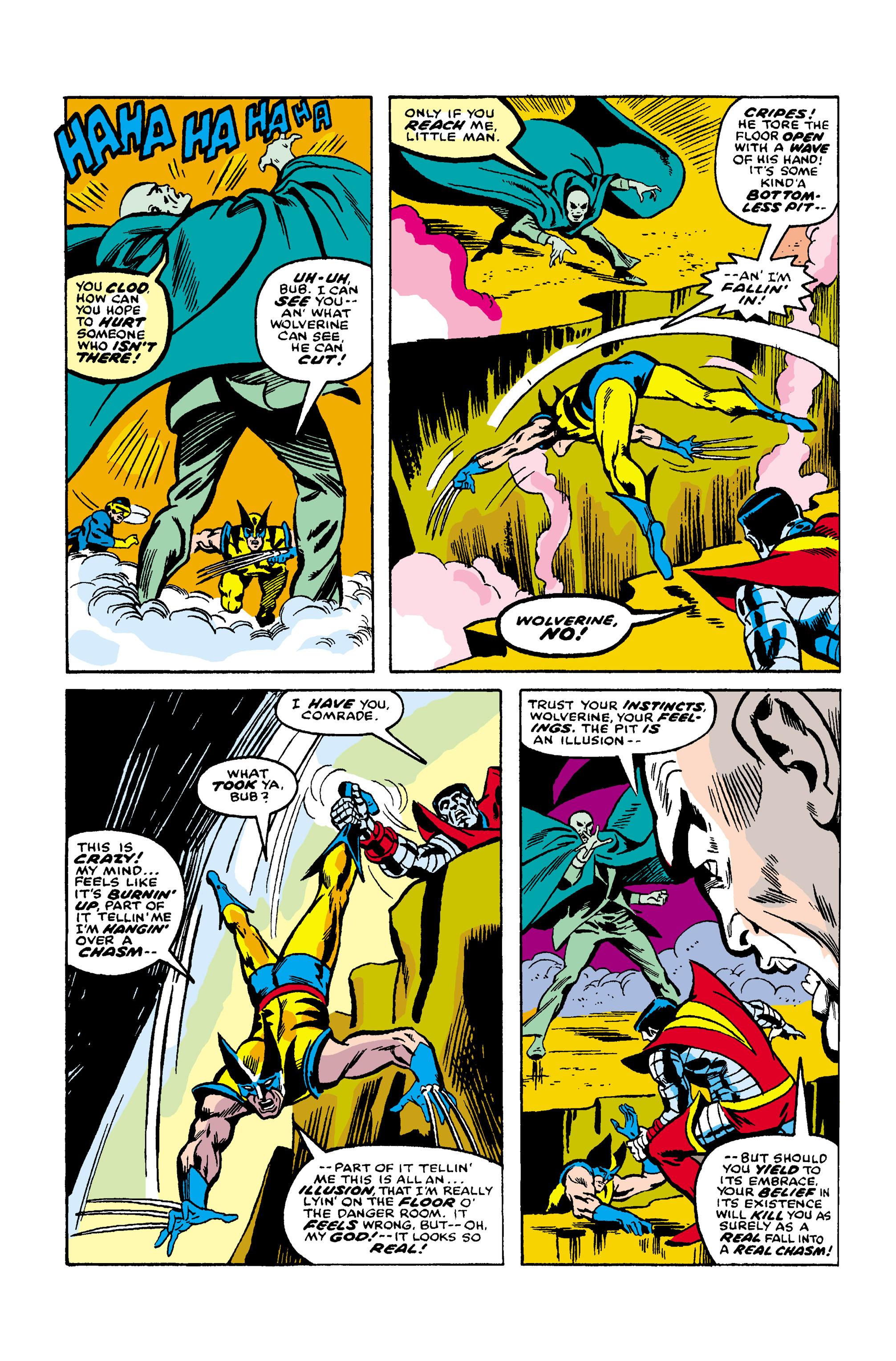 Read online Uncanny X-Men (1963) comic -  Issue #106 - 17