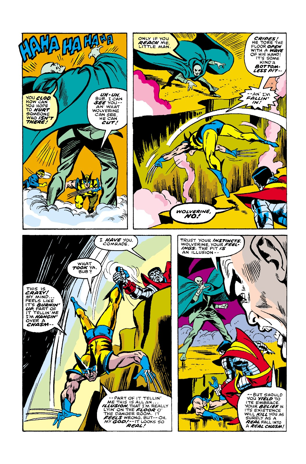 Uncanny X-Men (1963) issue 106 - Page 17