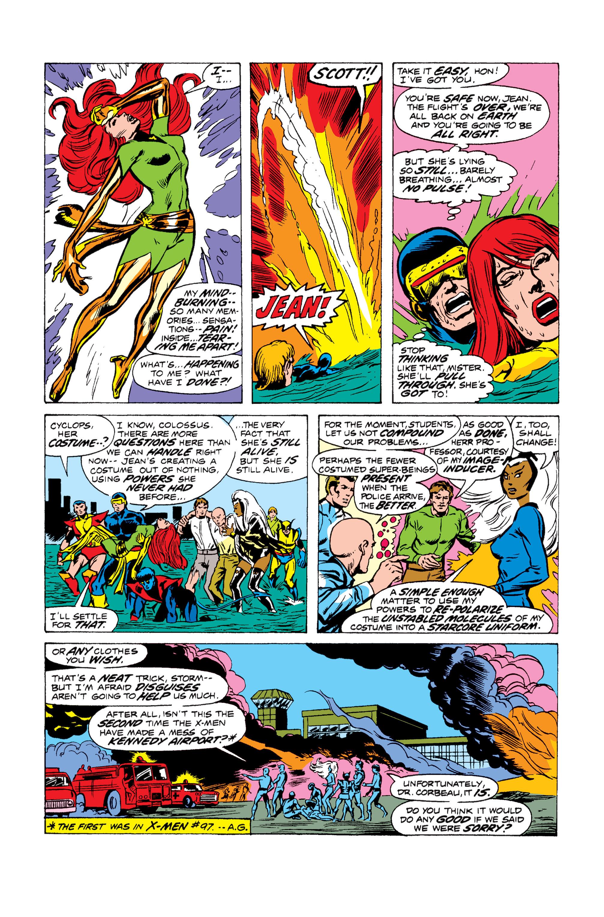 Uncanny X-Men (1963) 101 Page 5