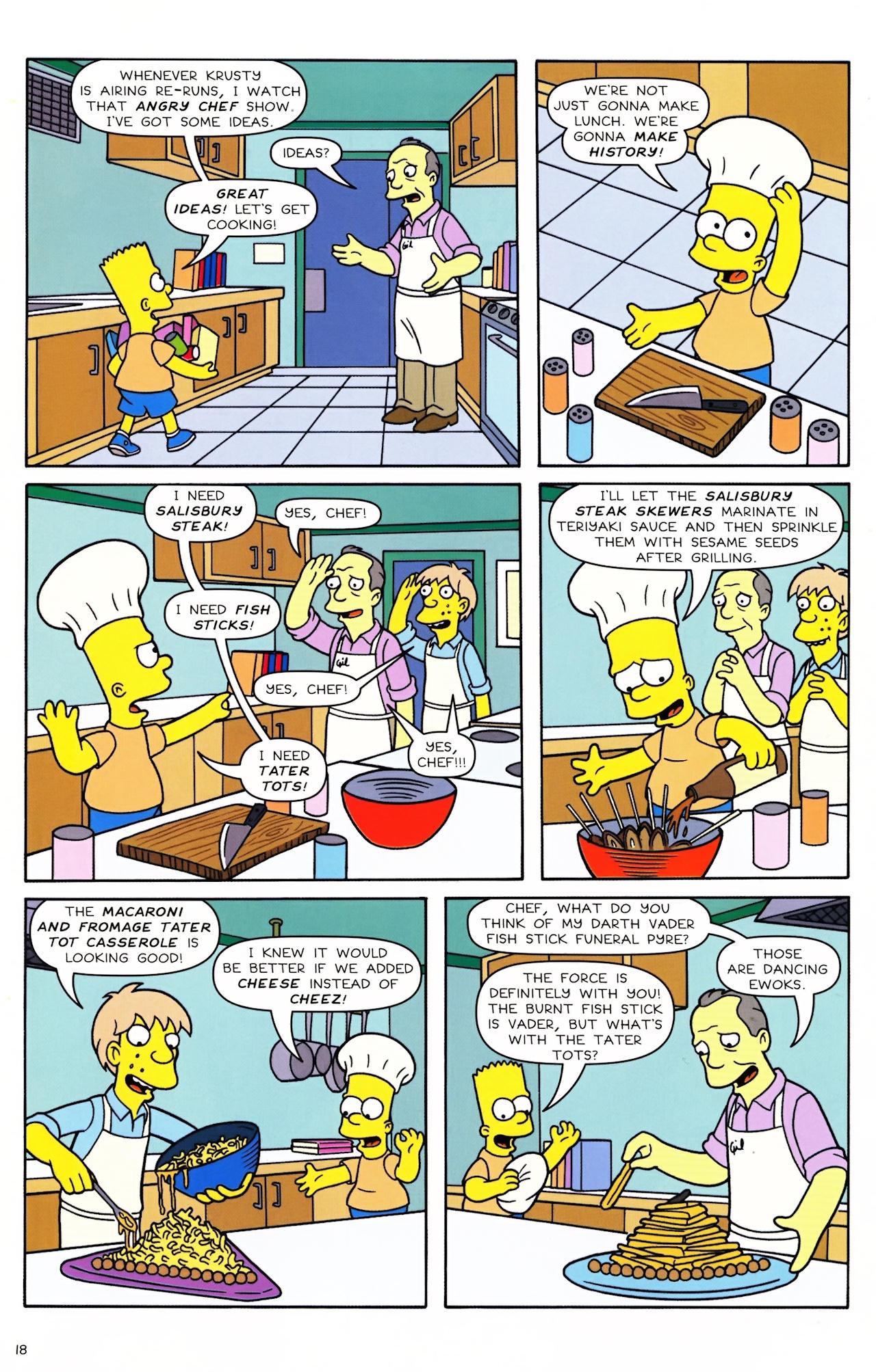 Read online Simpsons Comics Presents Bart Simpson comic -  Issue #46 - 20