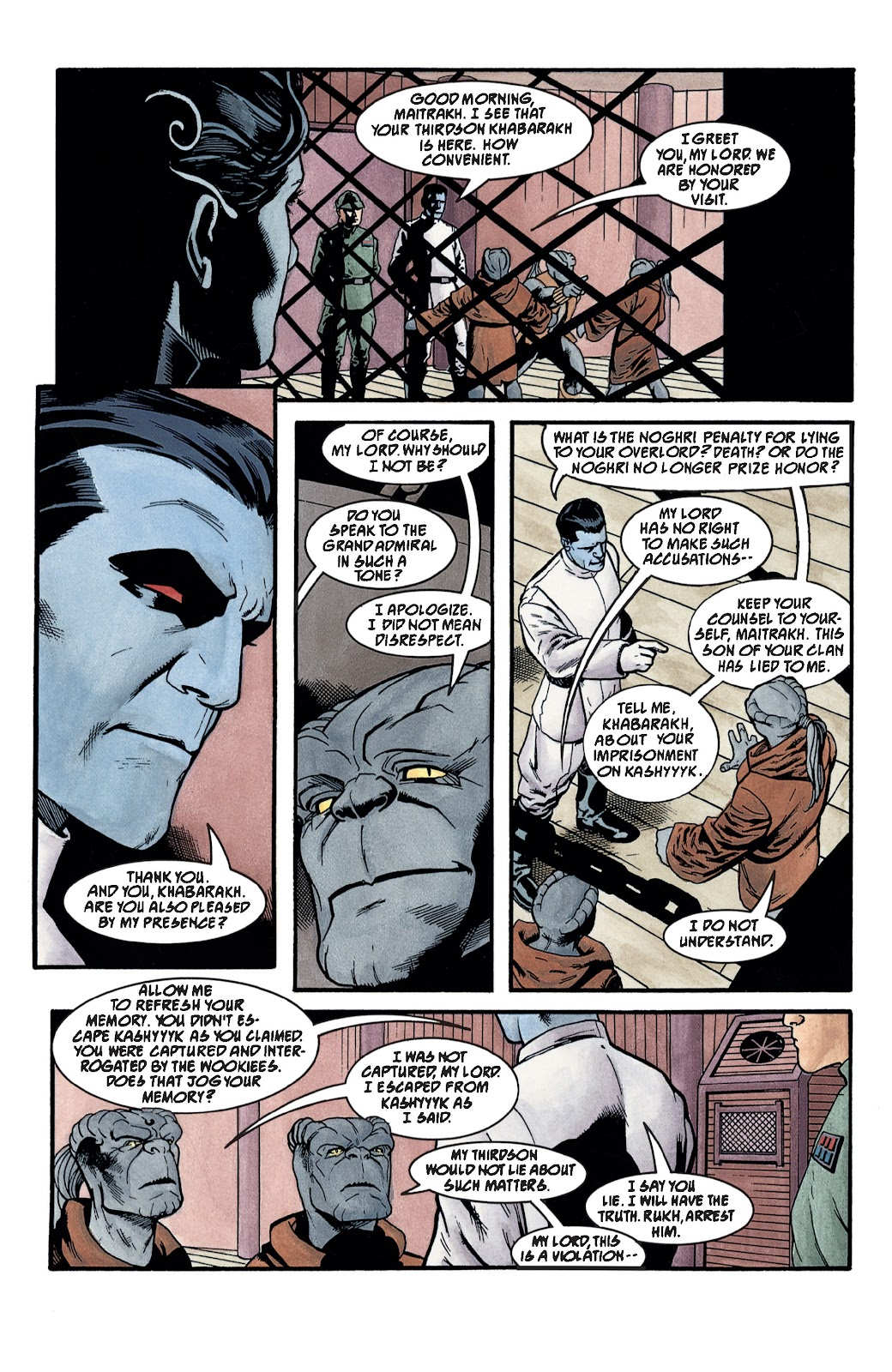 Read online Star Wars Legends: The New Republic - Epic Collection comic -  Issue # TPB 4 (Part 3) - 10