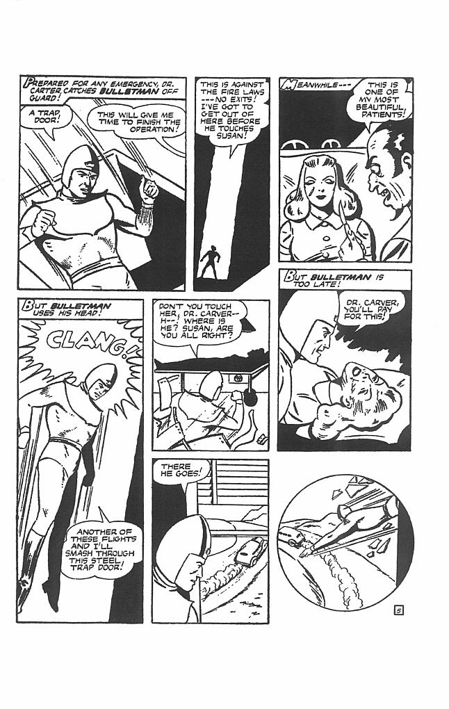 Read online Men of Mystery Comics comic -  Issue #40 - 23