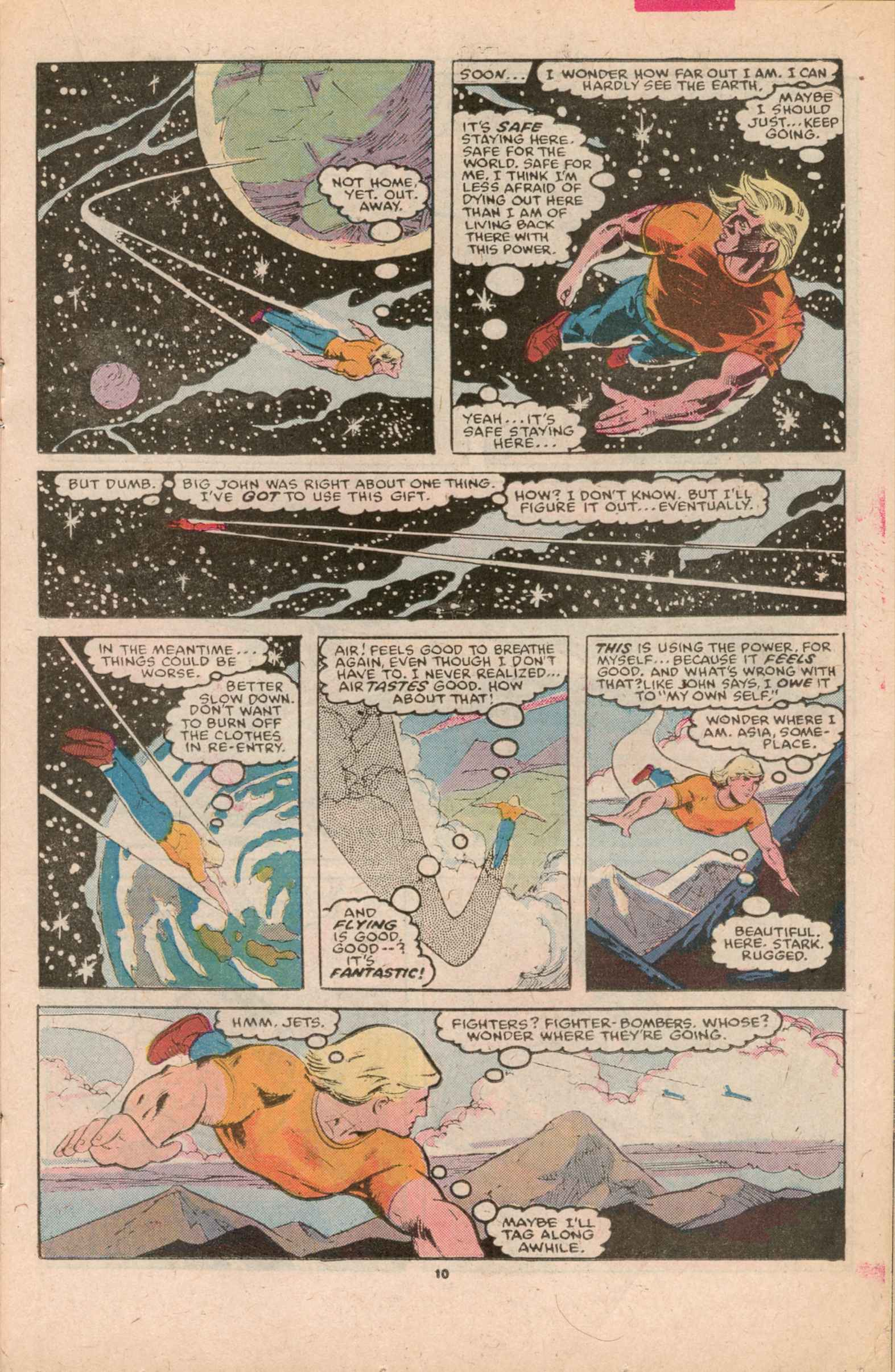 Read online Star Brand comic -  Issue #3 - 11