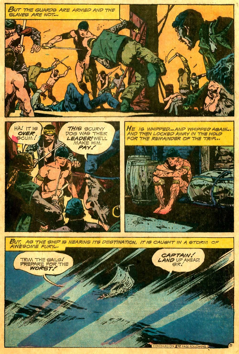 Read online Adventure Comics (1938) comic -  Issue #429 - 29