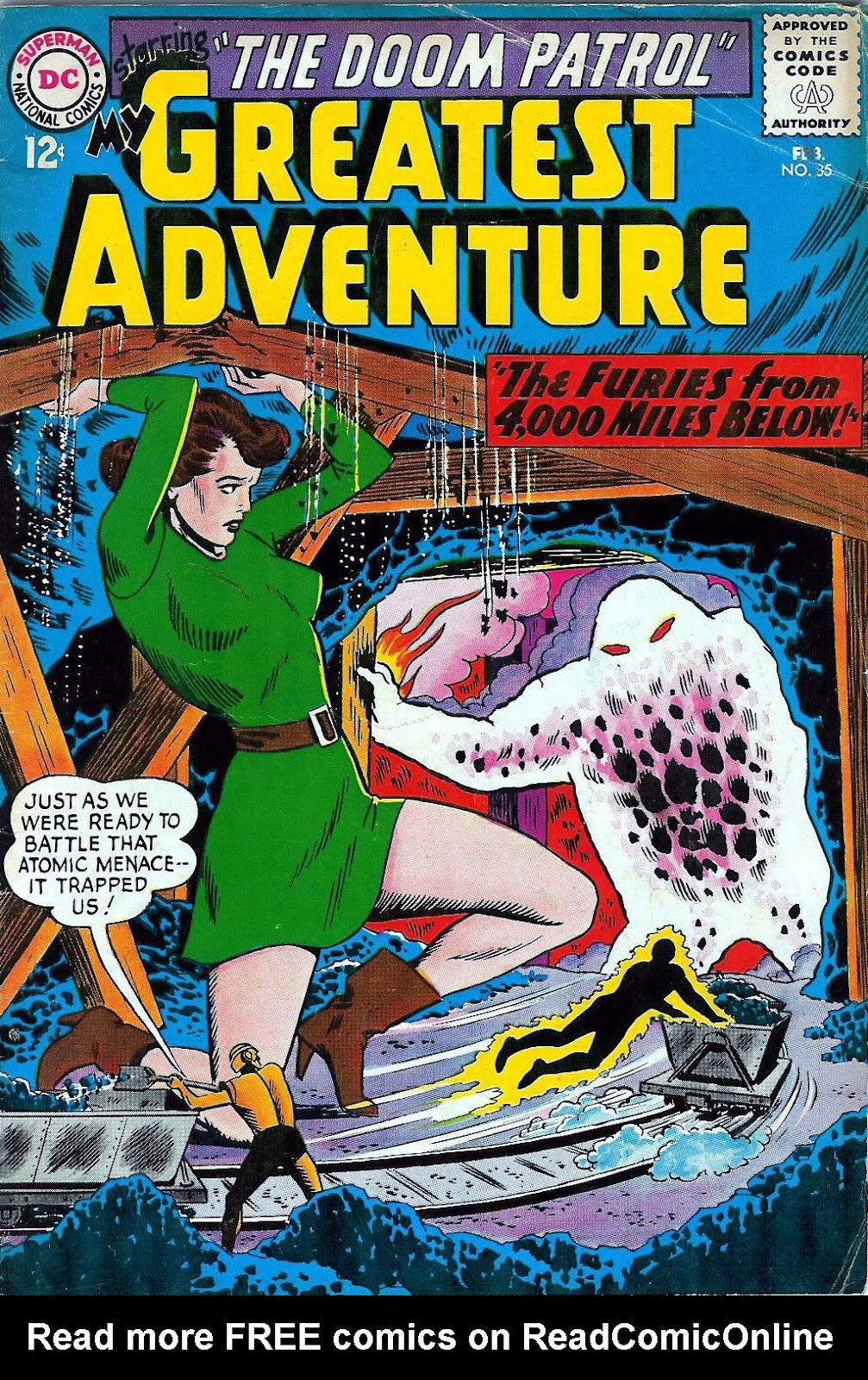 My Greatest Adventure (1955) 85 Page 1
