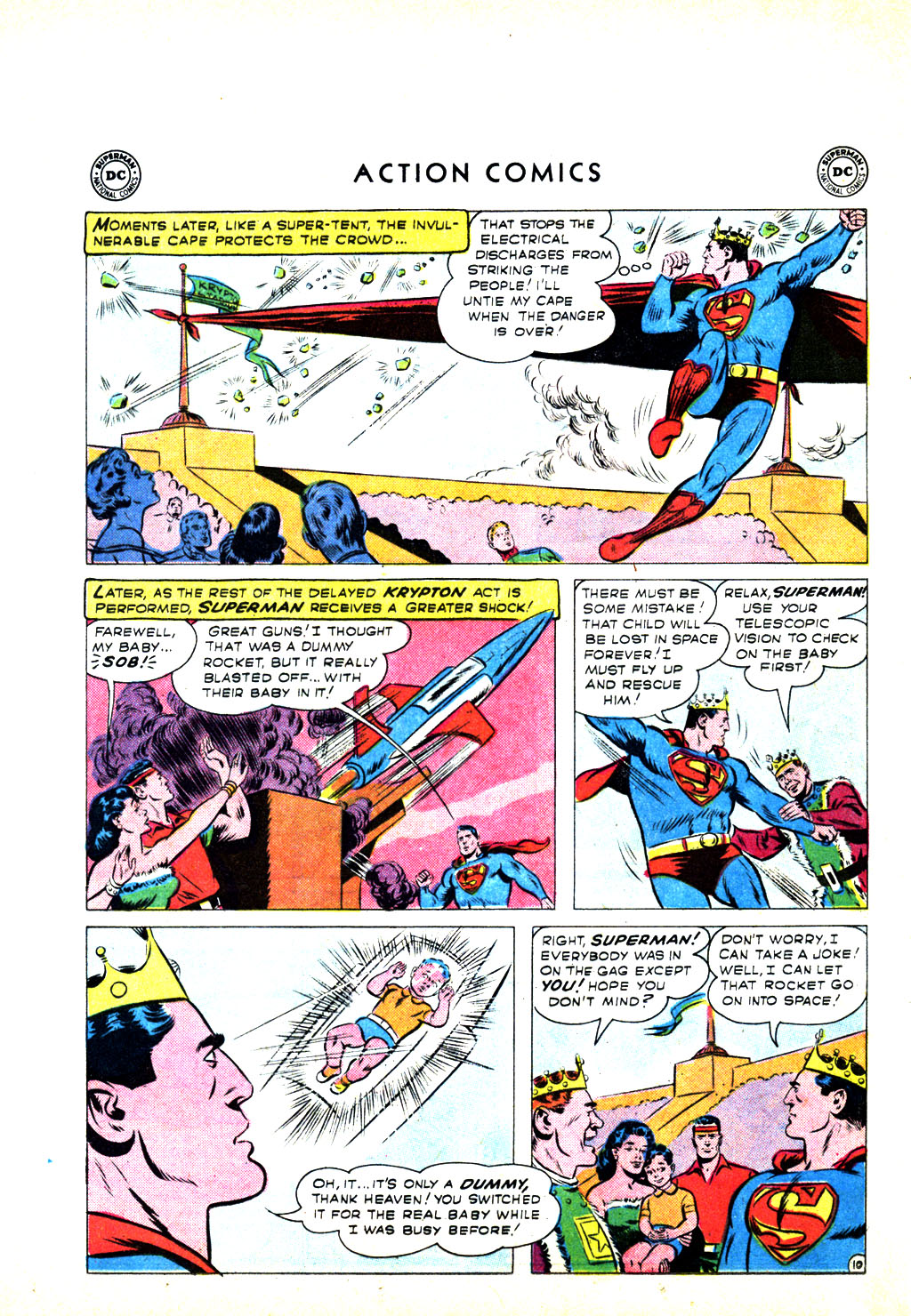 Read online Action Comics (1938) comic -  Issue #246 - 12