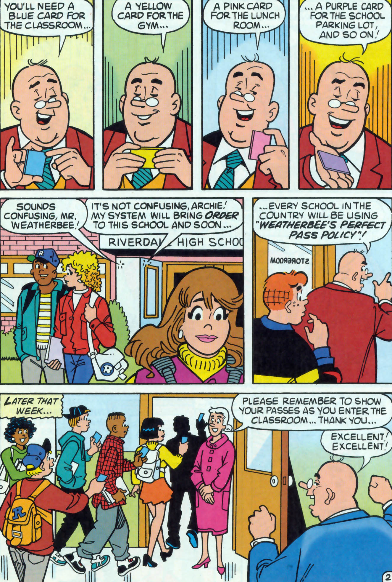 Read online Archie (1960) comic -  Issue #471 - 15