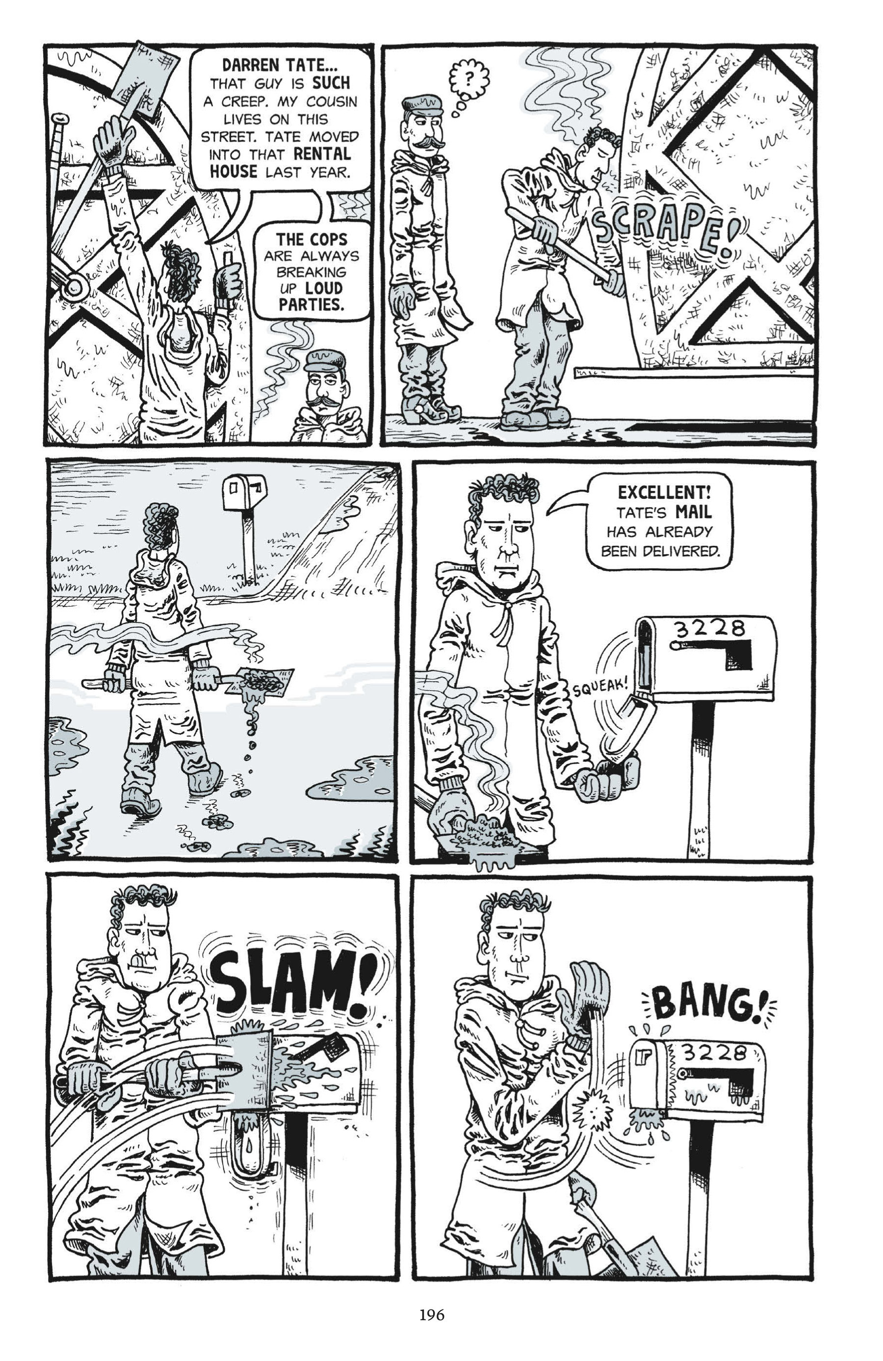 Read online Trashed comic -  Issue # Full - 188