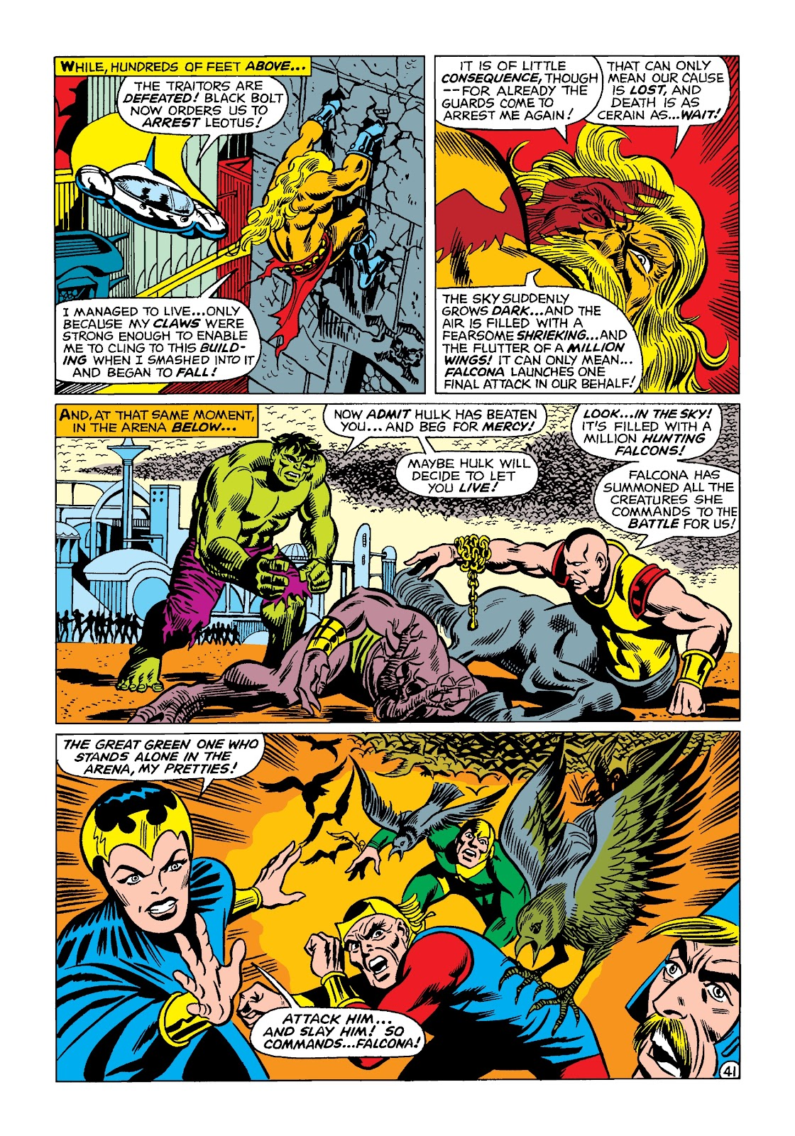 Read online Marvel Masterworks: The Incredible Hulk comic -  Issue # TPB 4 (Part 2) - 74