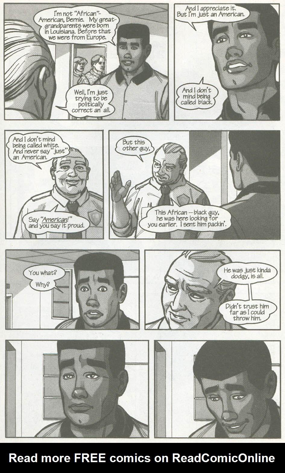 Read online U.S. War Machine comic -  Issue #2 - 10