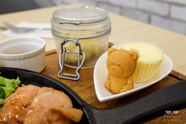 ningoyaki bear