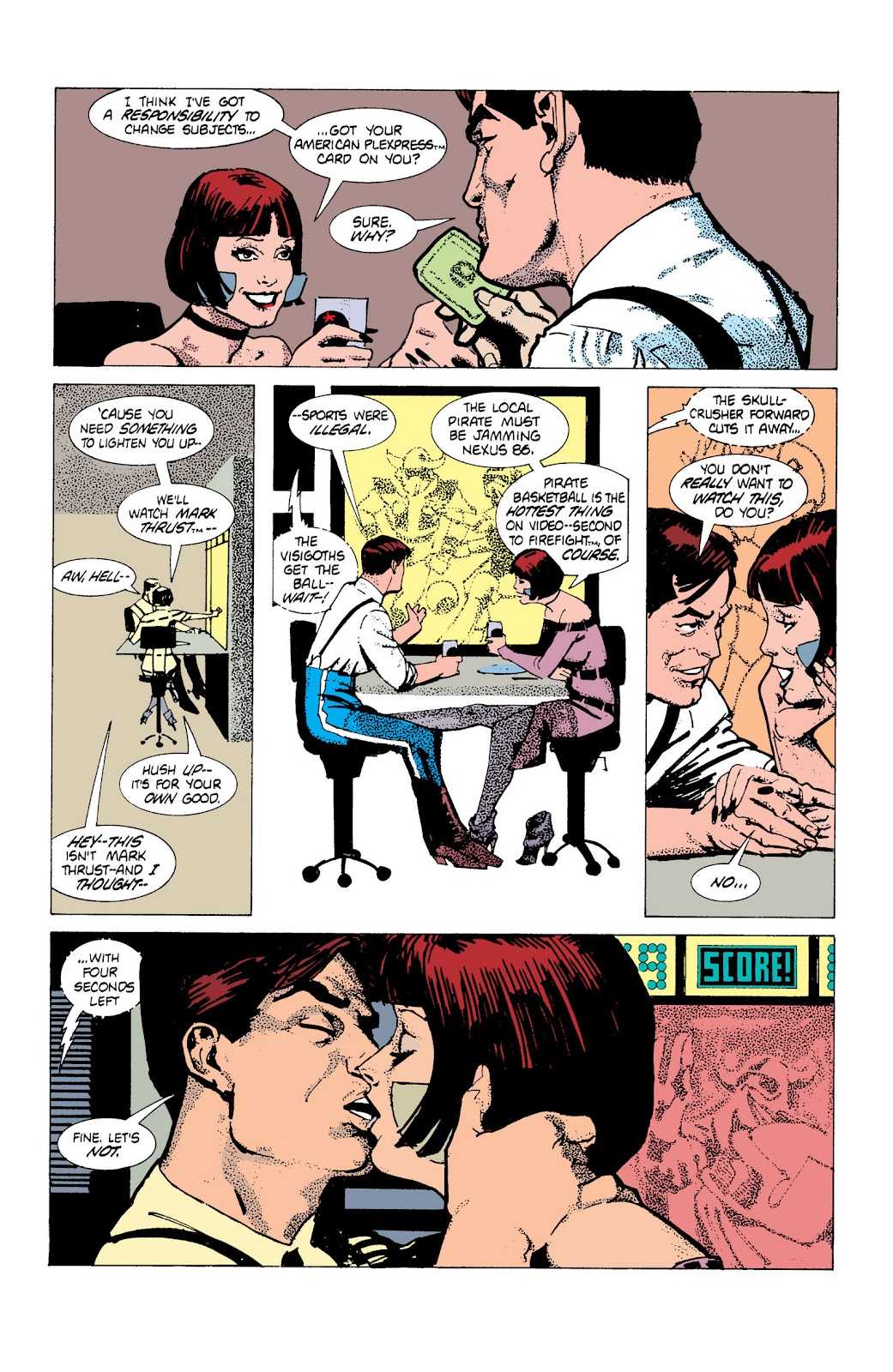 American Flagg! issue Definitive Collection (Part 1) - Page 77