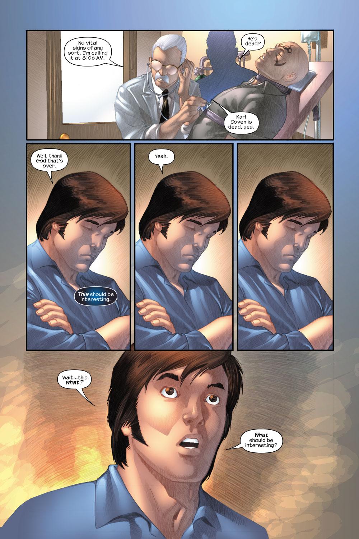Captain Marvel (2002) Issue #9 #9 - English 9