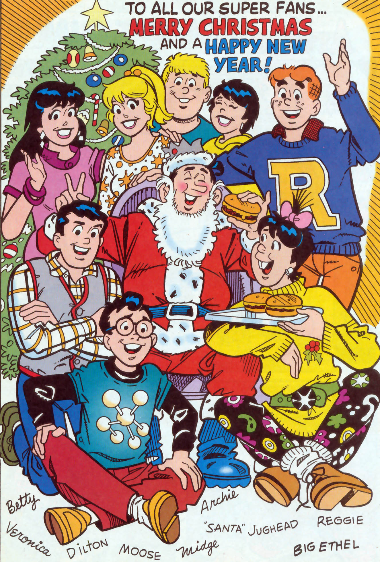 Read online Archie (1960) comic -  Issue #468 - 14