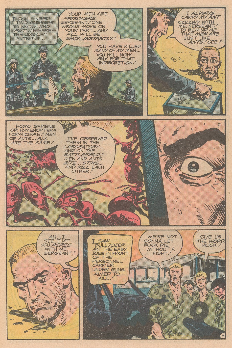 Sgt. Rock issue 351 - Page 8