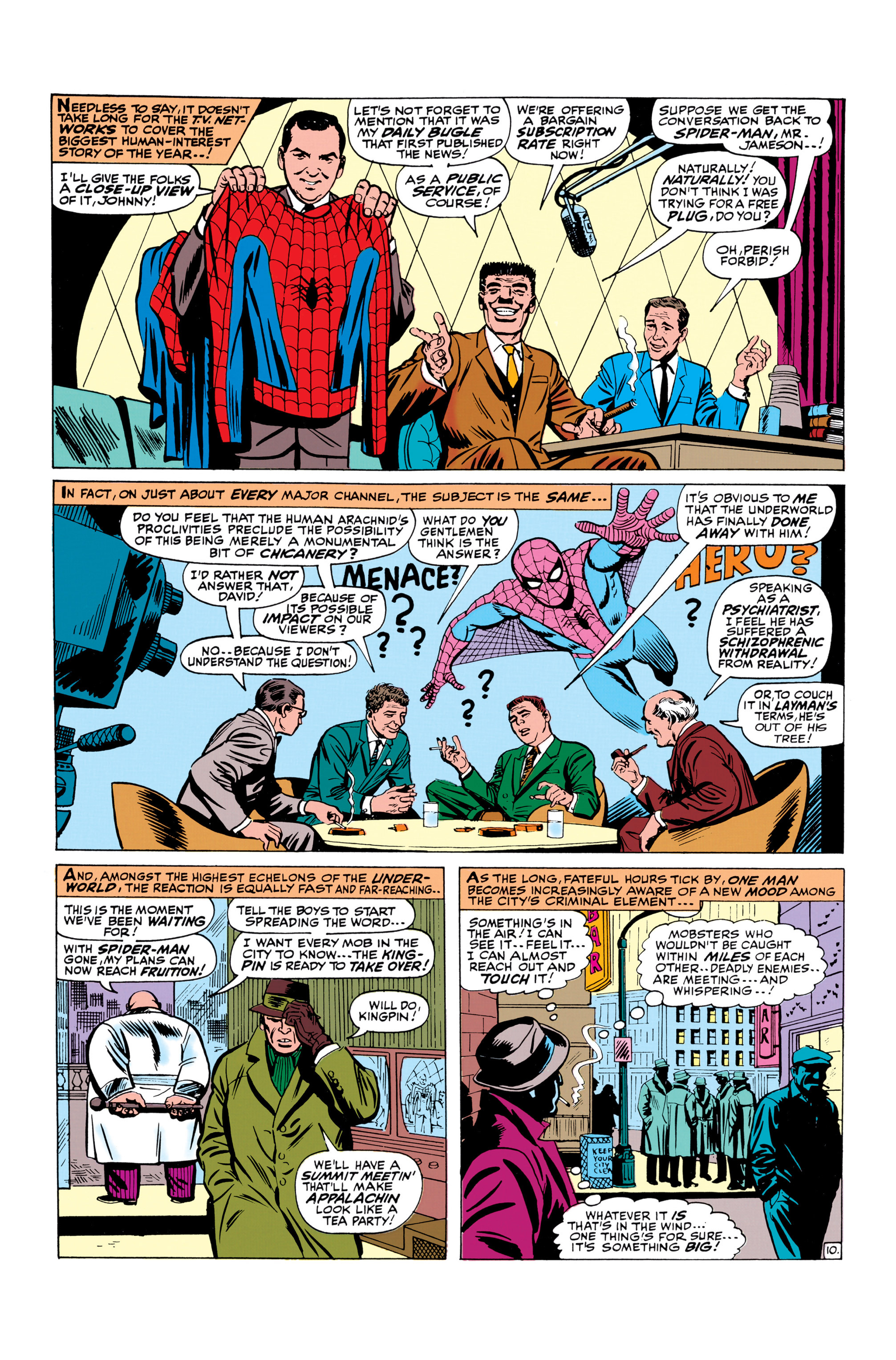 The Amazing Spider-Man (1963) 50 Page 10