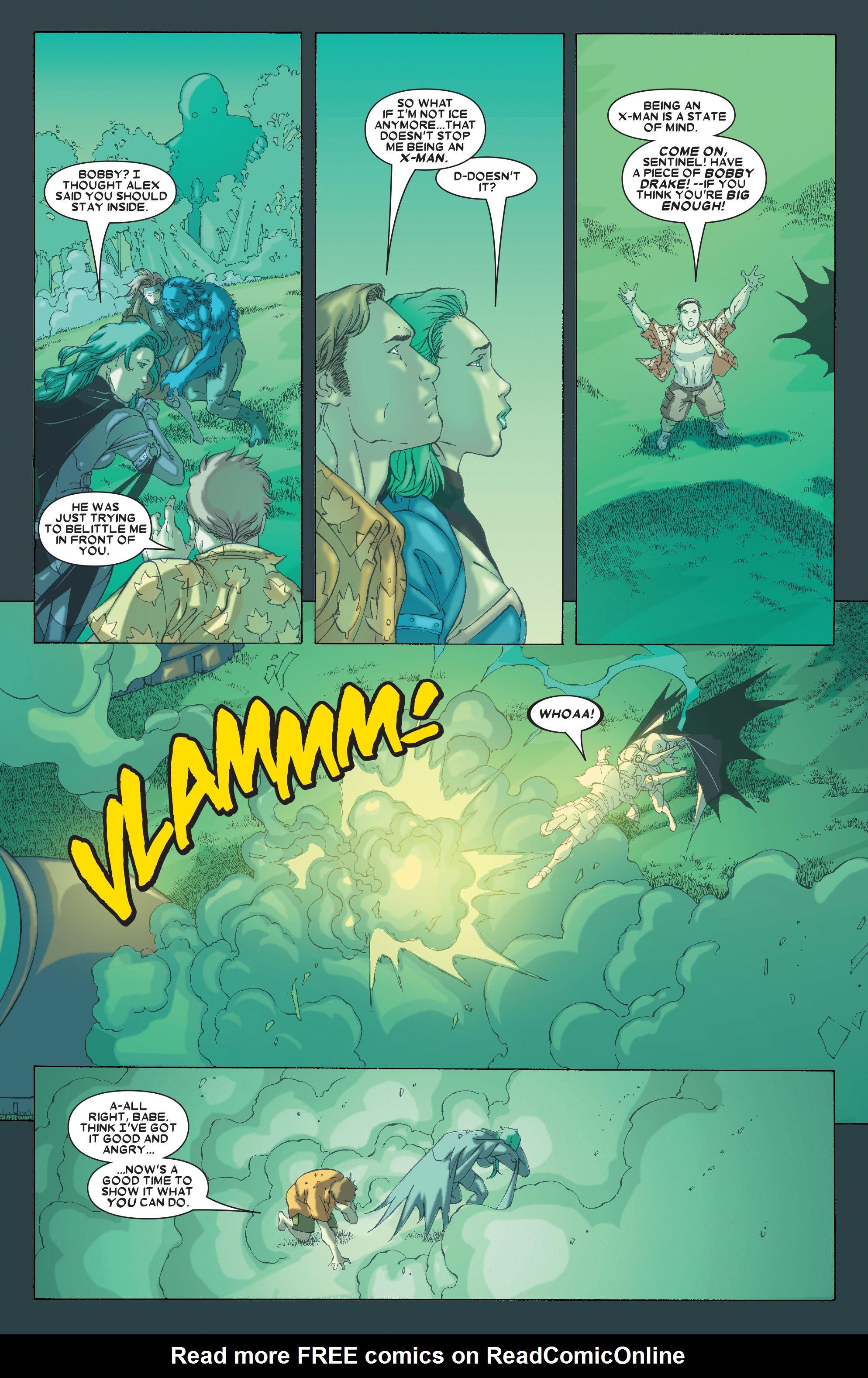 X-Men (1991) 177 Page 11