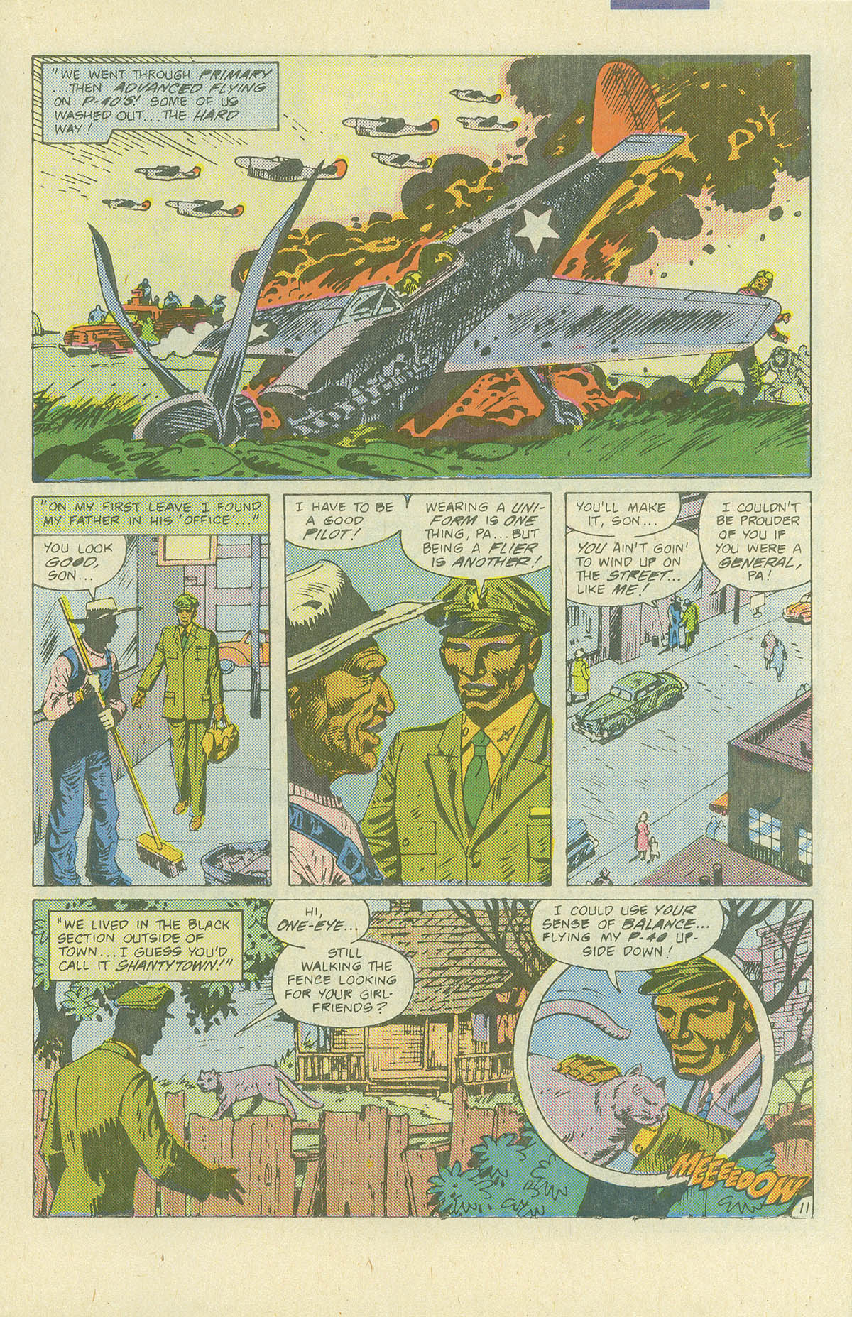 Read online Sgt. Rock comic -  Issue #405 - 14