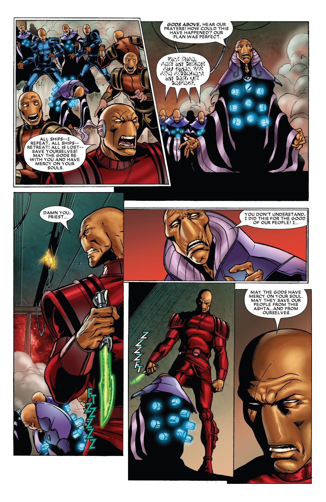 Read online Thor: Ragnaroks comic -  Issue # TPB (Part 3) - 76