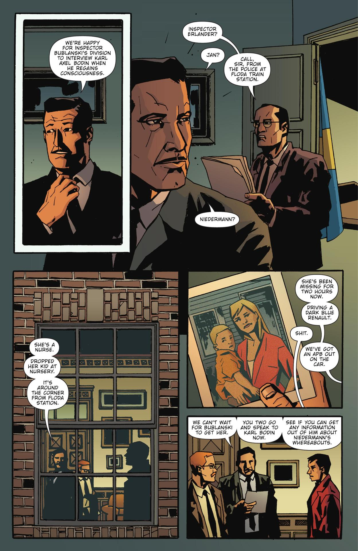 Read online The Girl Who Kicked The Hornet's Nest comic -  Issue # TPB - 28