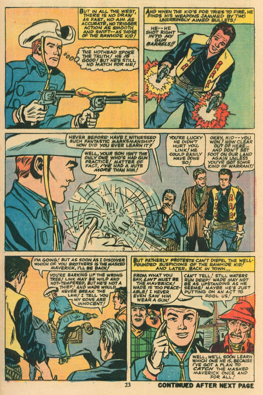 The Rawhide Kid (1955) issue 117 - Page 15