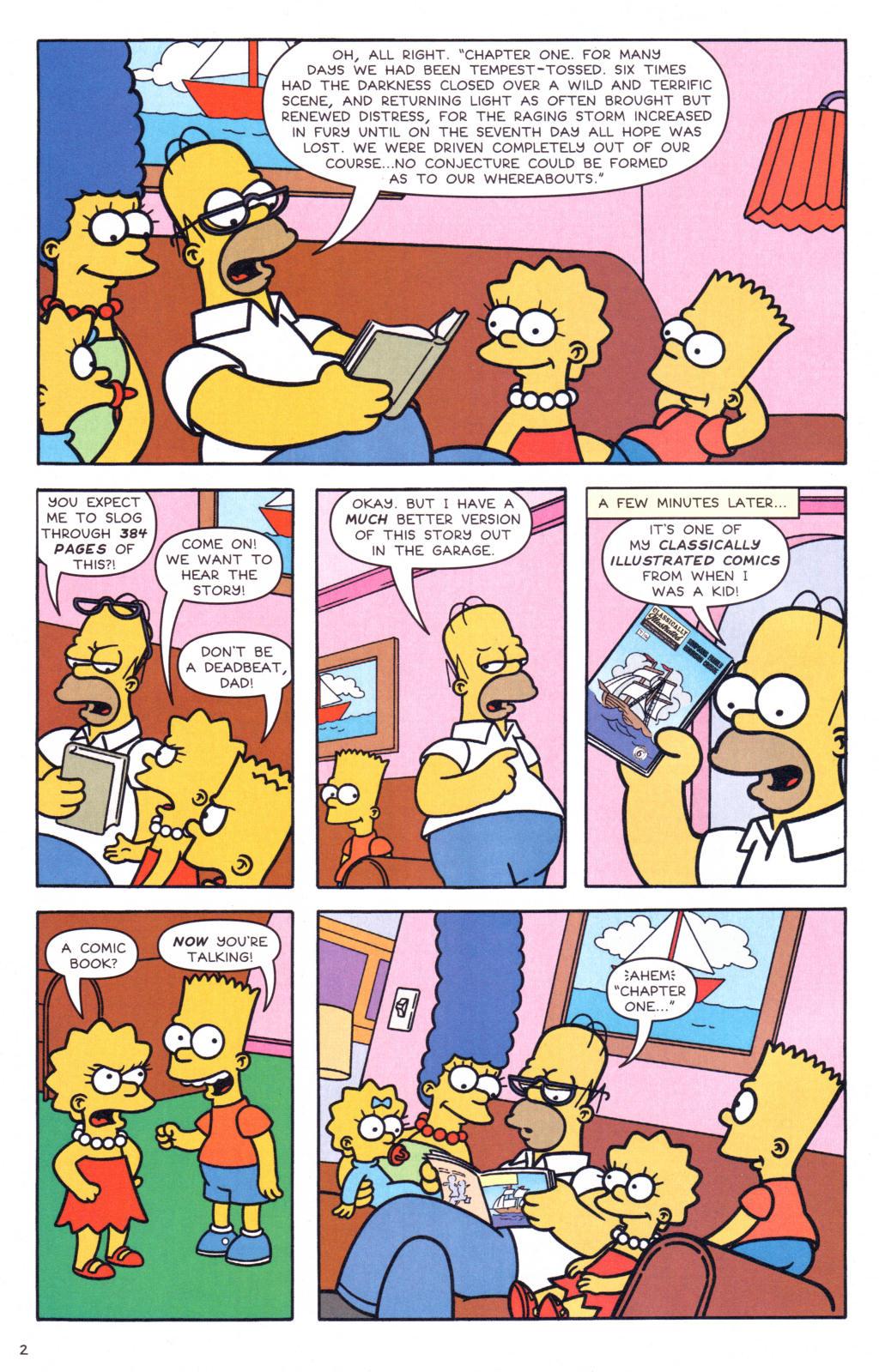 Read online Simpsons Comics comic -  Issue #127 - 3