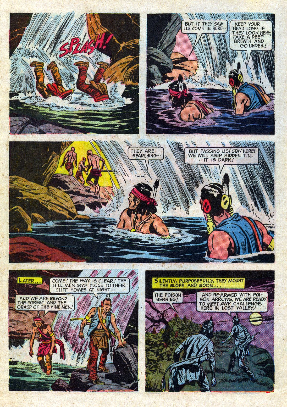 Read online Turok, Son of Stone comic -  Issue #61 - 32