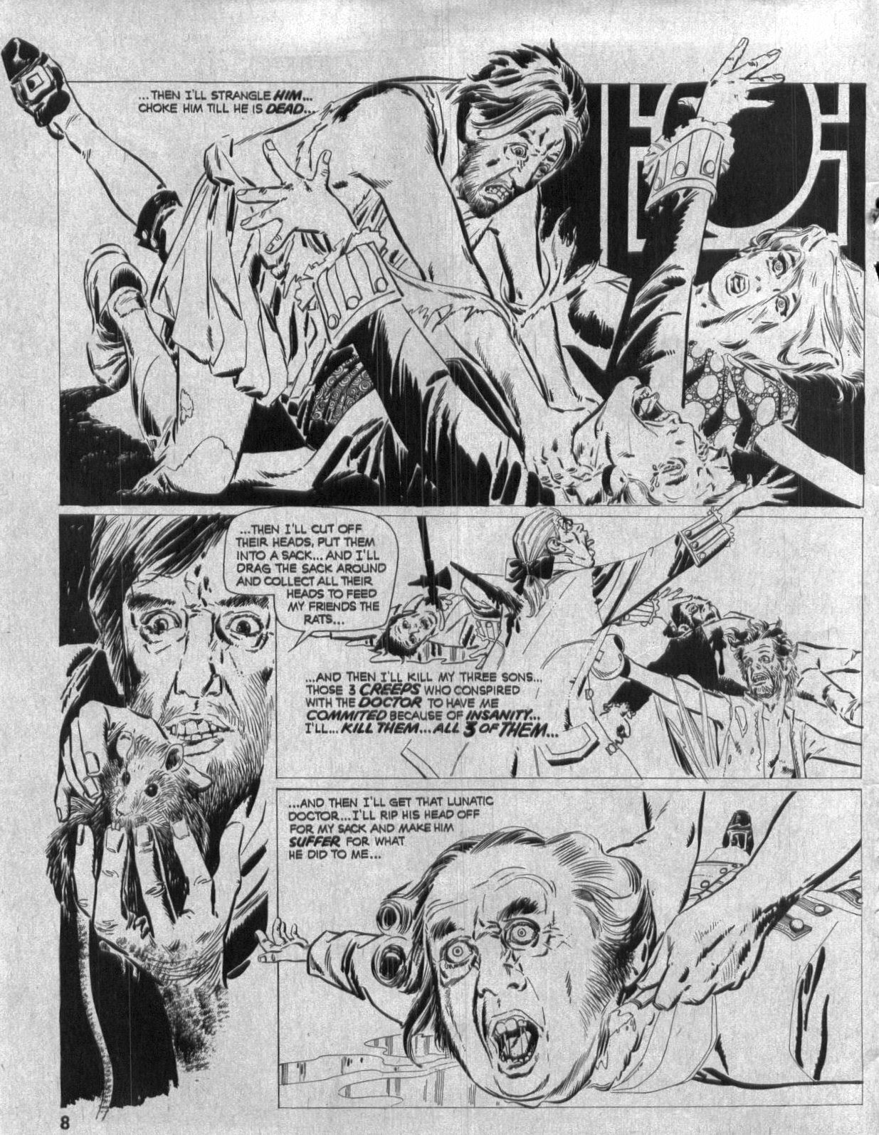 Psycho issue 15 - Page 8