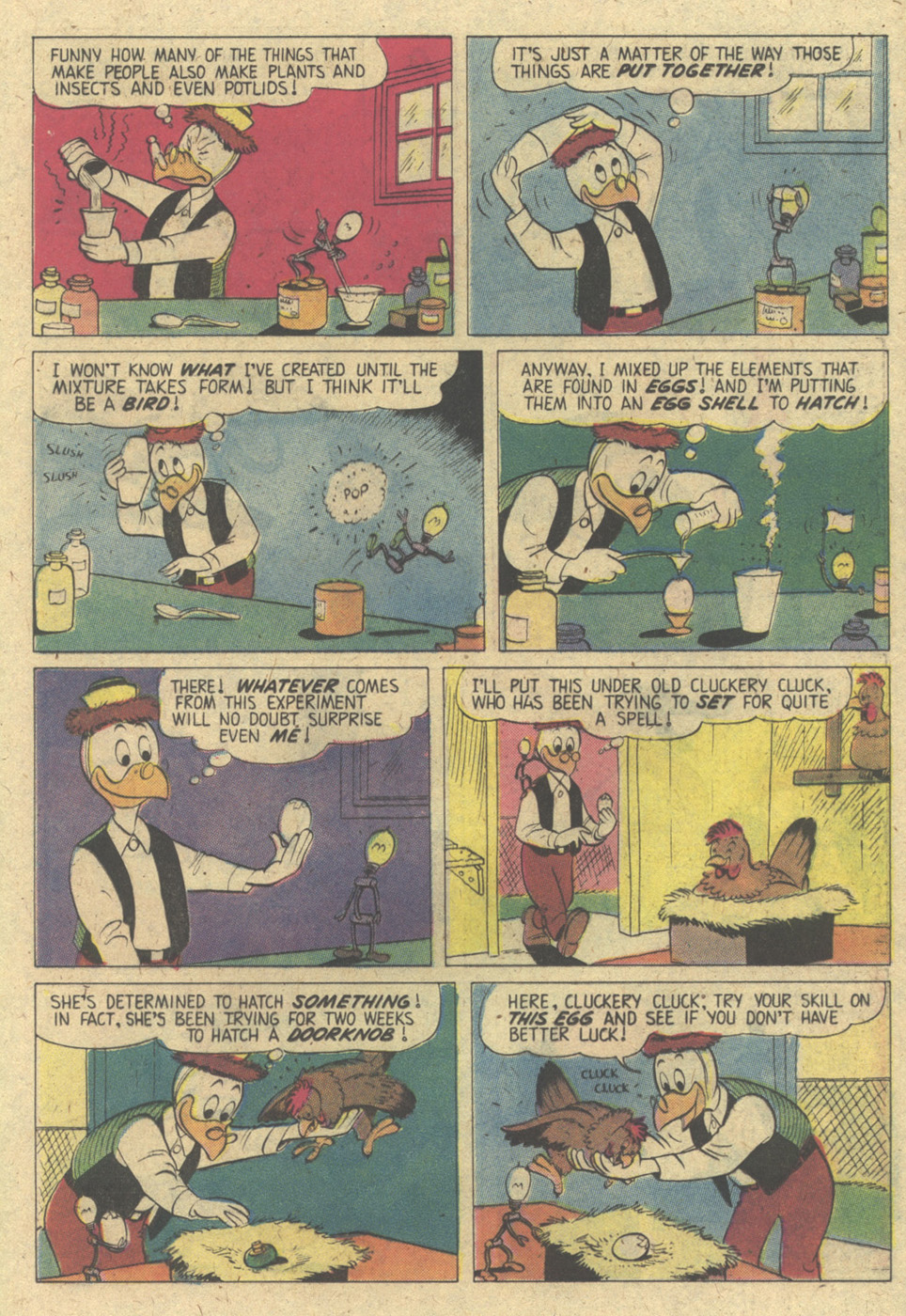 Read online Uncle Scrooge (1953) comic -  Issue #171 - 25
