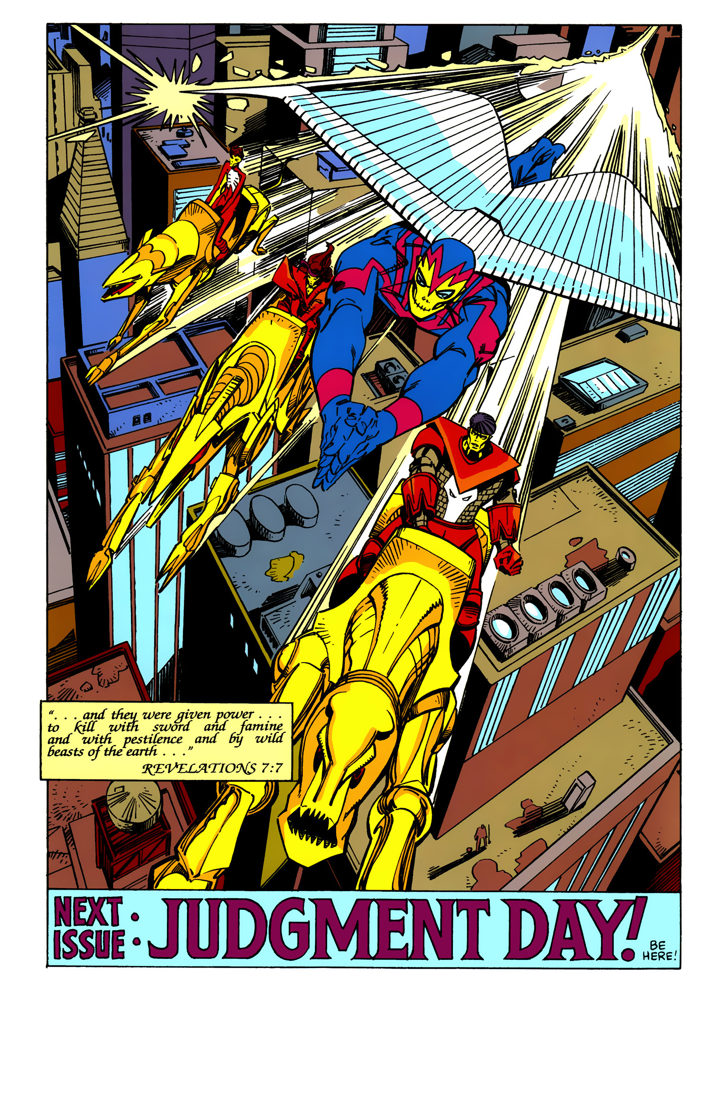 Read online X-Factor (1986) comic -  Issue #24 - 25