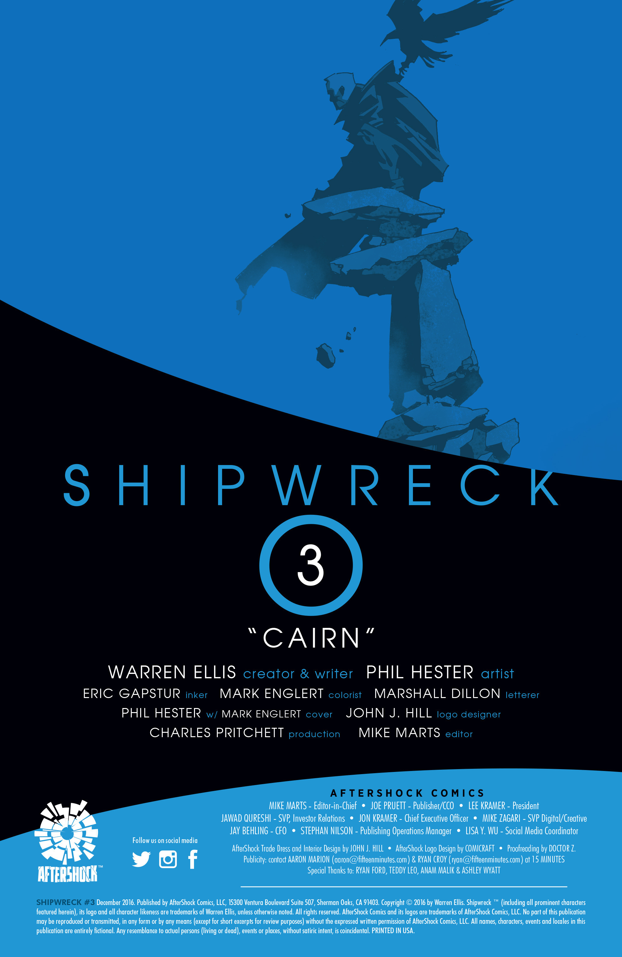 Read online Shipwreck comic -  Issue #3 - 2