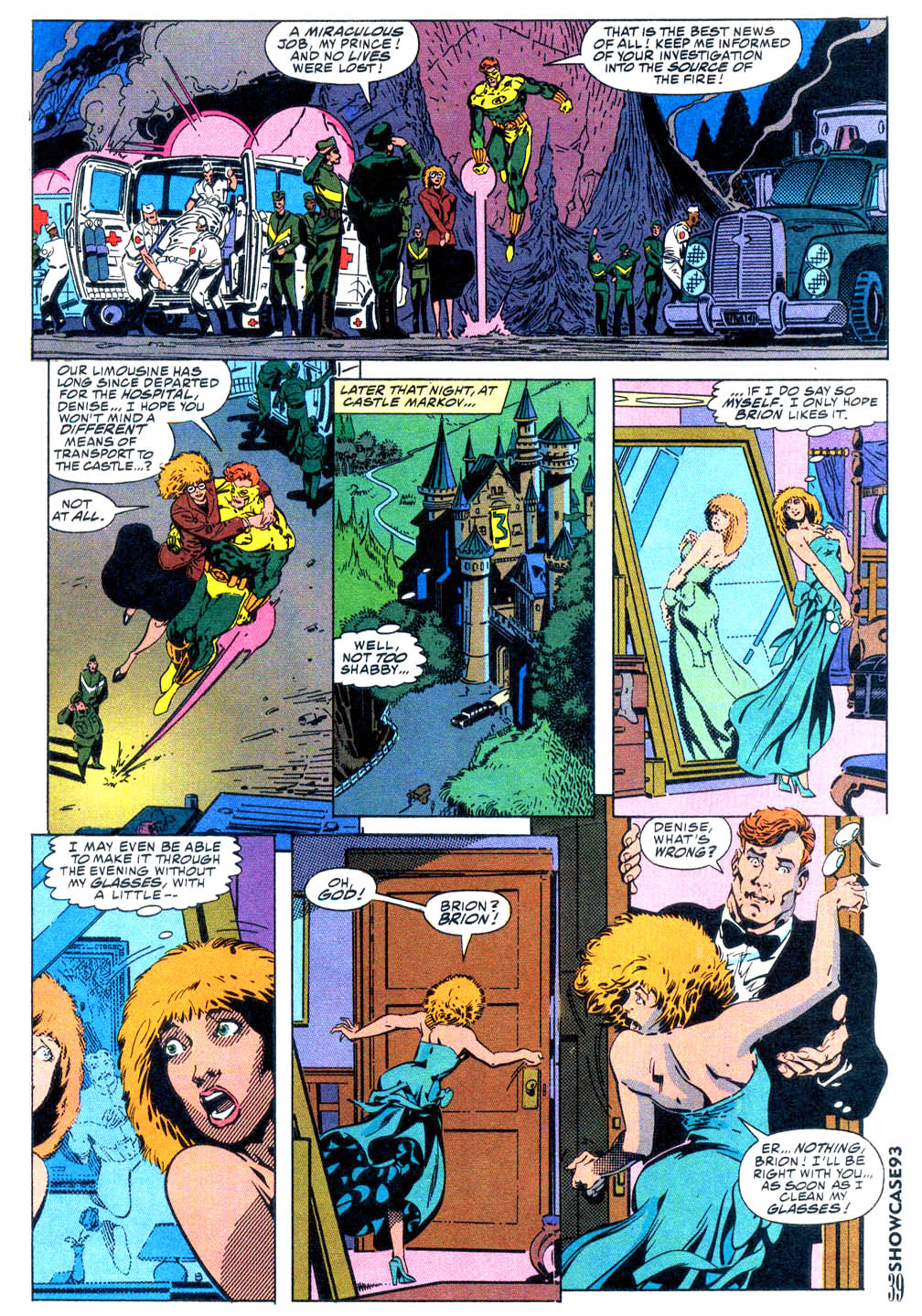 Read online Showcase '93 comic -  Issue #4 - 34