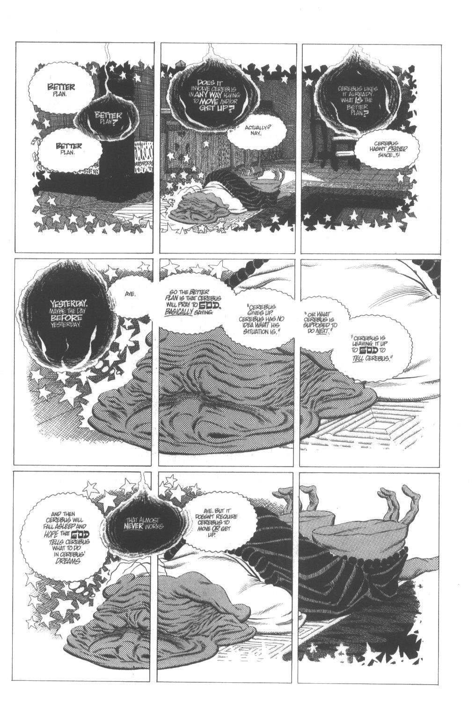 Cerebus Issue #296 #294 - English 11