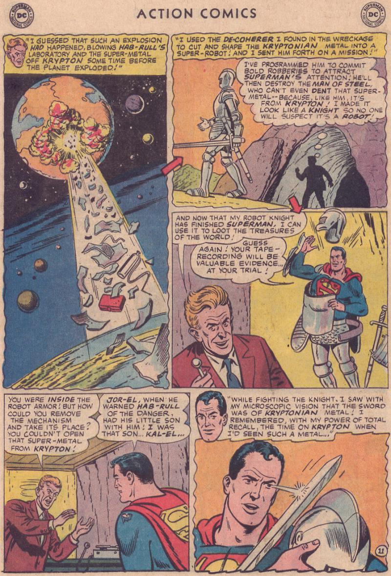 Read online Action Comics (1938) comic -  Issue #329 - 16