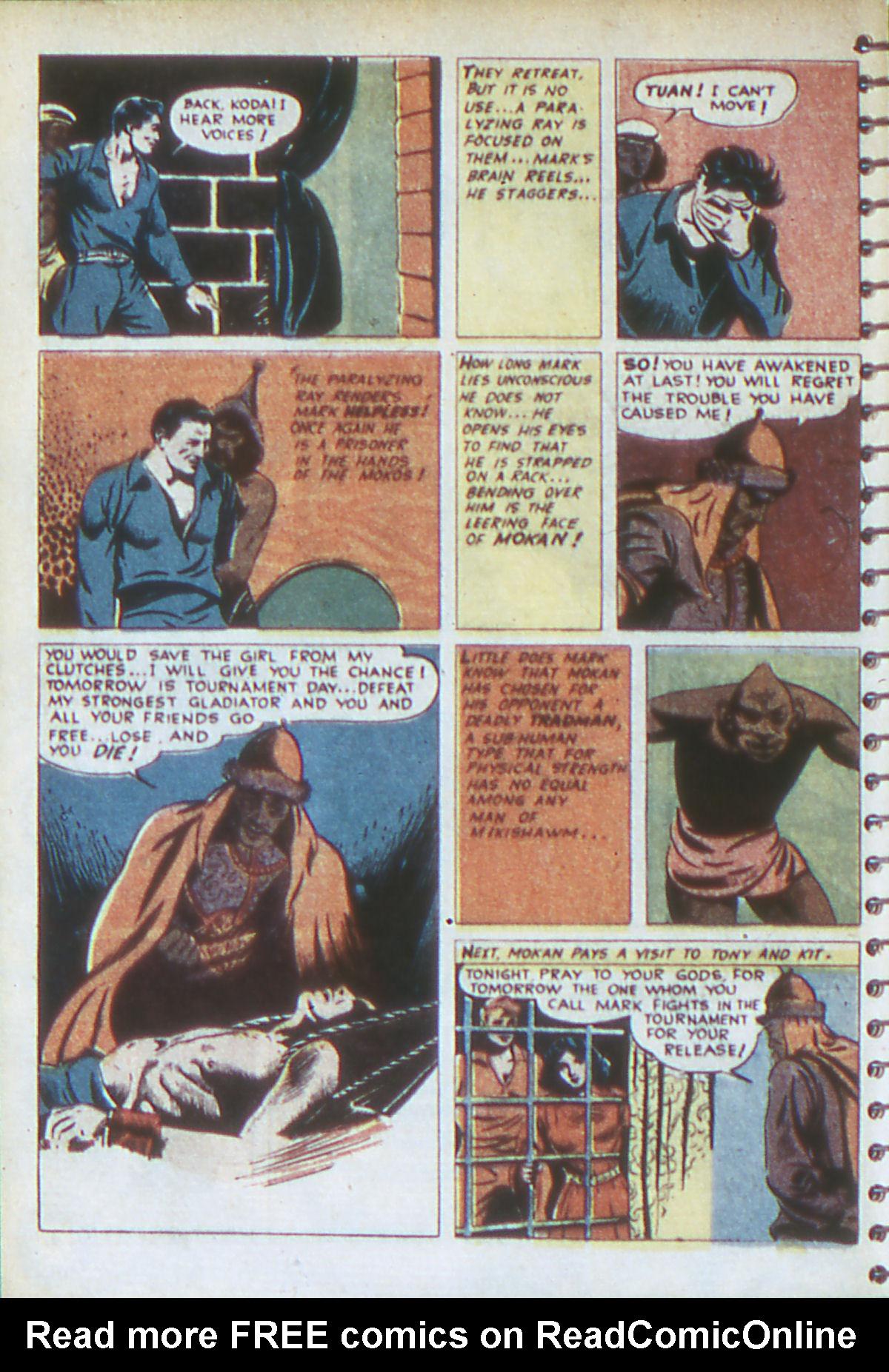 Read online Adventure Comics (1938) comic -  Issue #54 - 25