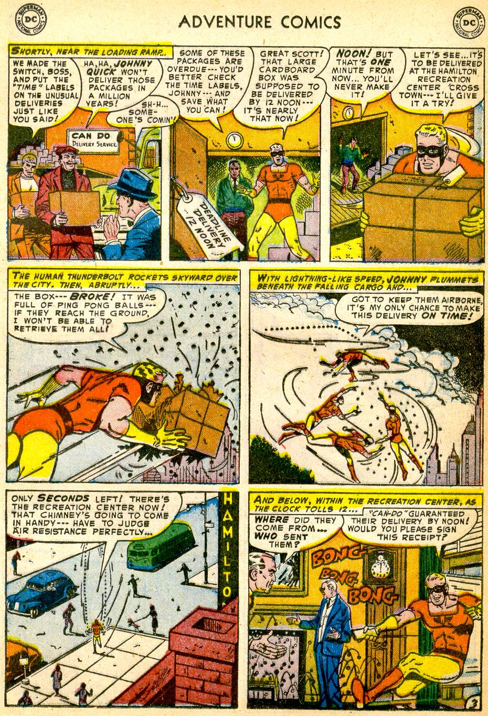 Read online Adventure Comics (1938) comic -  Issue #191 - 27