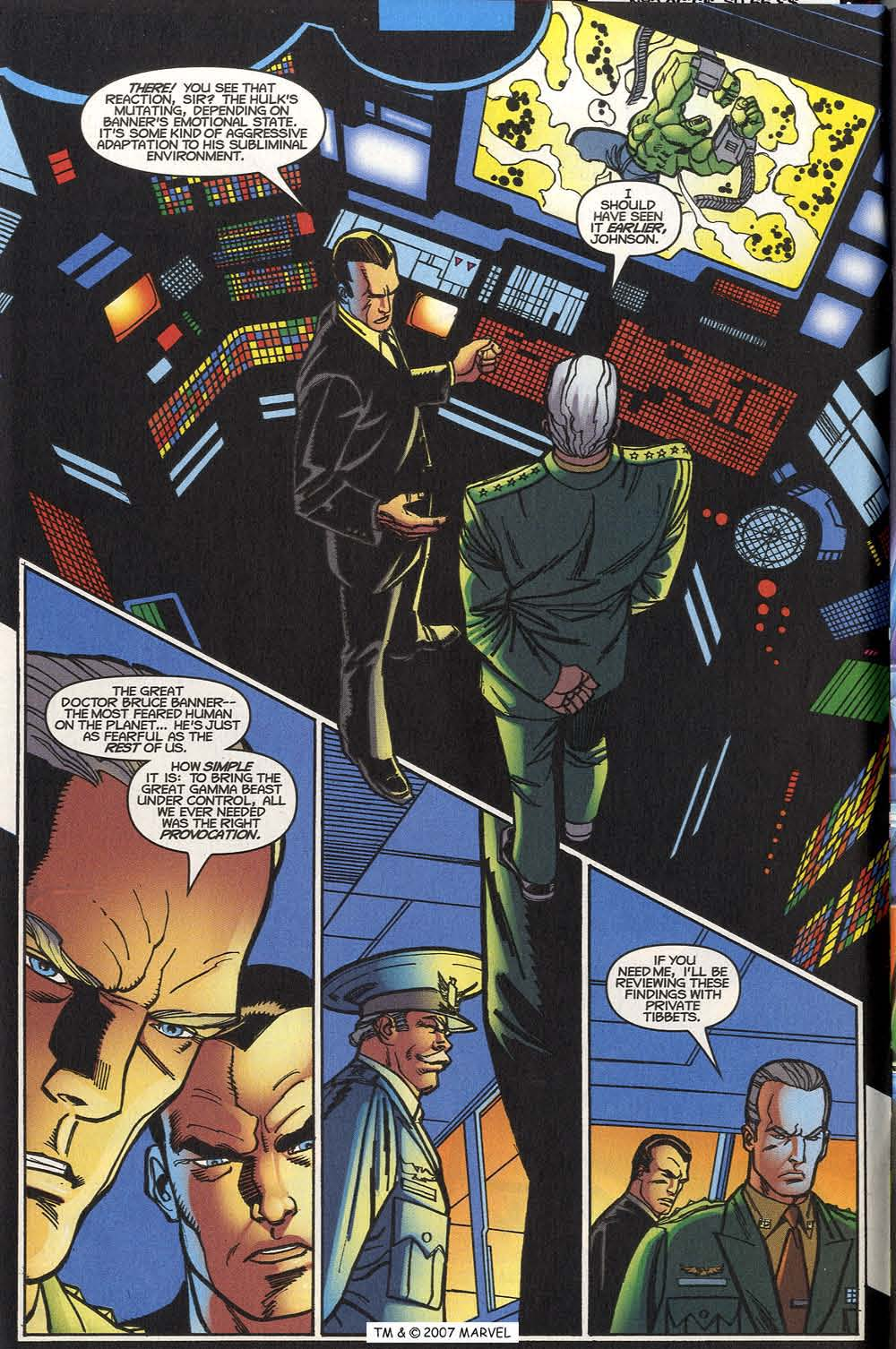 Read online The Incredible Hulk (2000) comic -  Issue #20 - 8