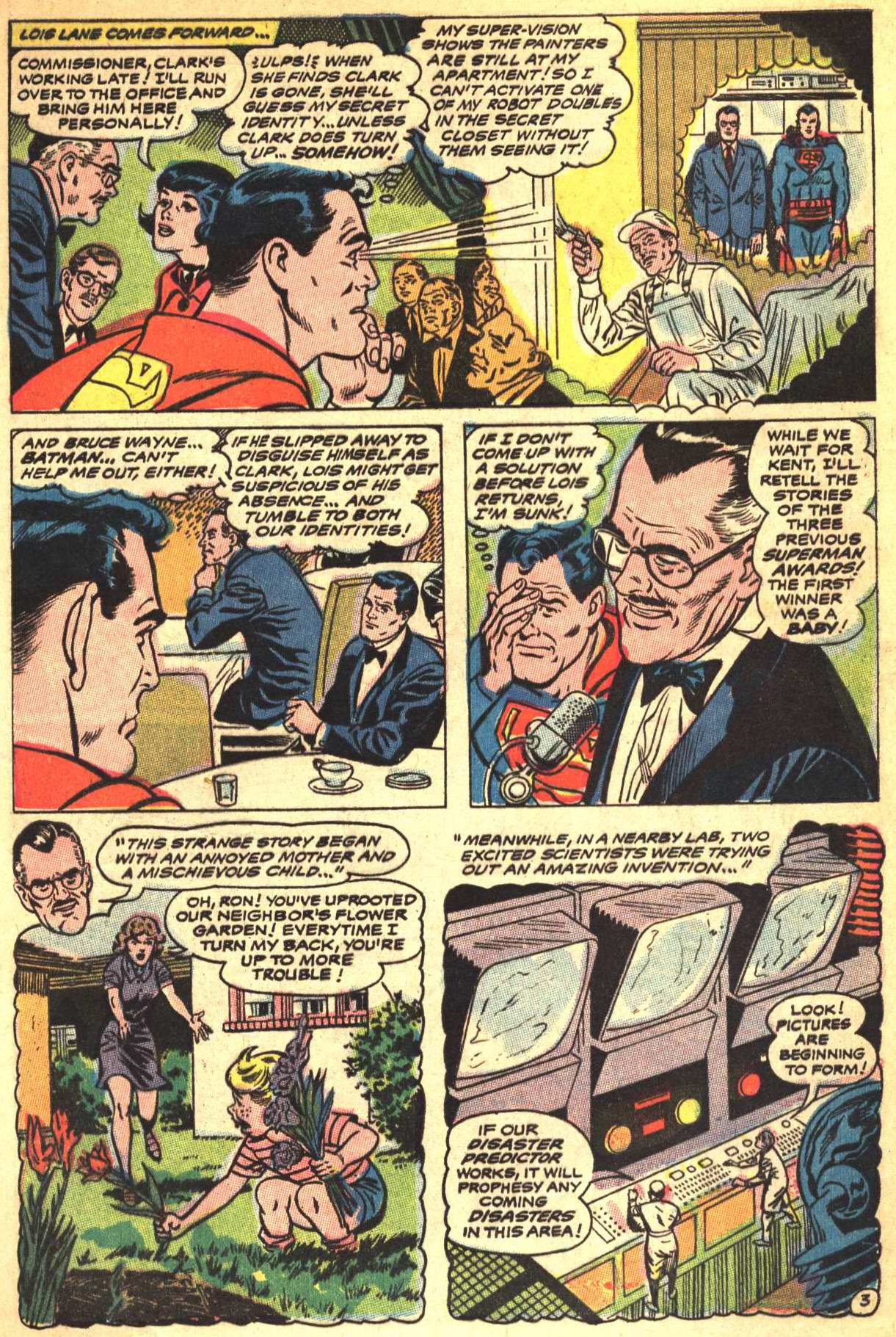 Read online Action Comics (1938) comic -  Issue #367 - 5