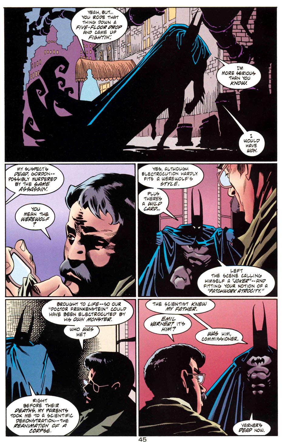 Read online Batman: Haunted Gotham comic -  Issue #1 - 47
