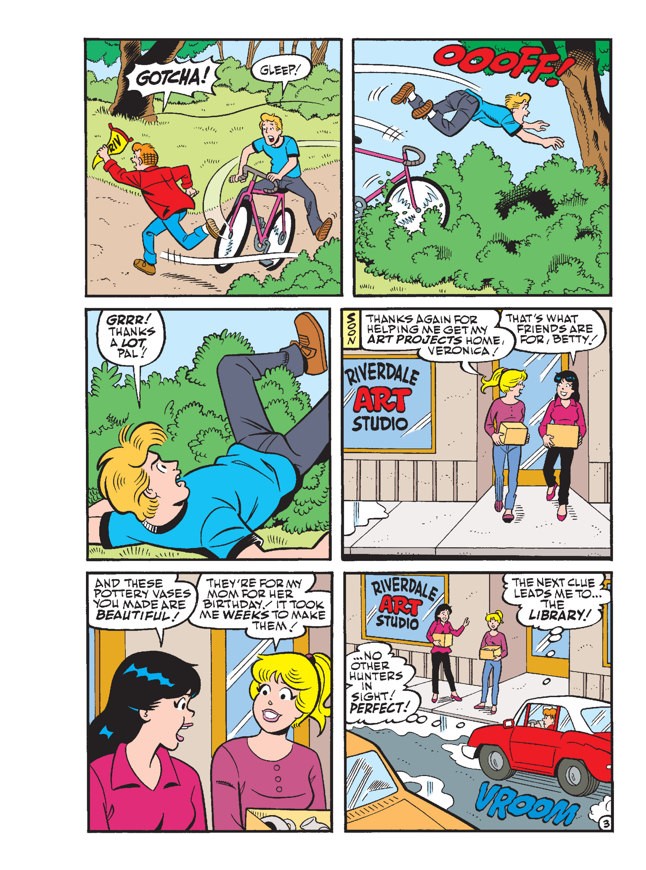 Read online Archie 1000 Page Comics Blowout! comic -  Issue # TPB (Part 2) - 112