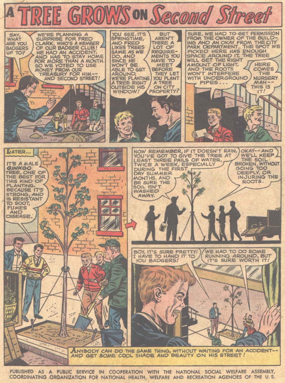 Read online Adventure Comics (1938) comic -  Issue #310 - 12