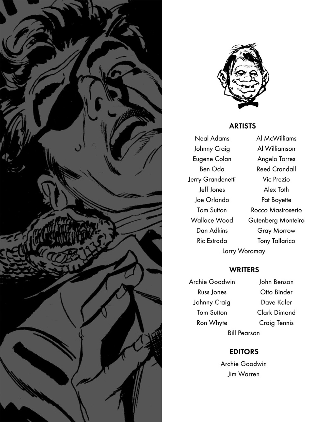 Read online Eerie Archives comic -  Issue # TPB 3 - 3