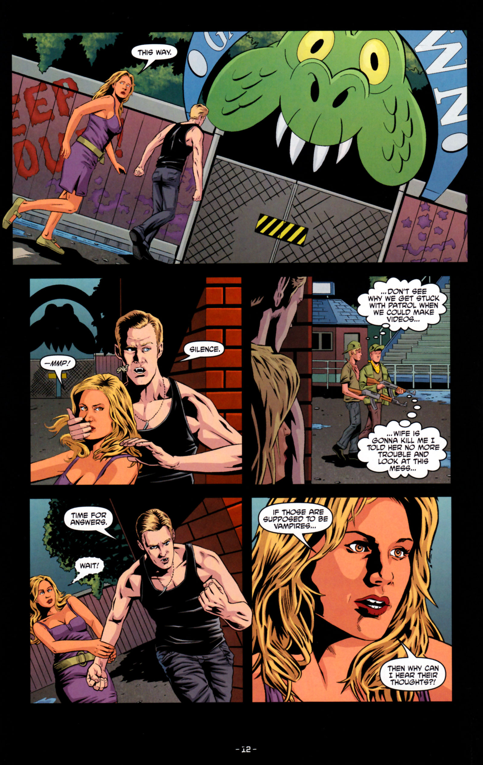 Read online True Blood: Tainted Love comic -  Issue #5 - 15