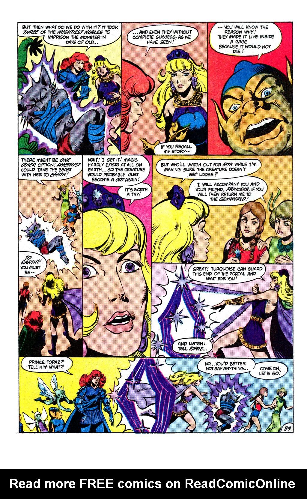 Read online Amethyst, Princess of Gemworld comic -  Issue # _Annual 1 - 40