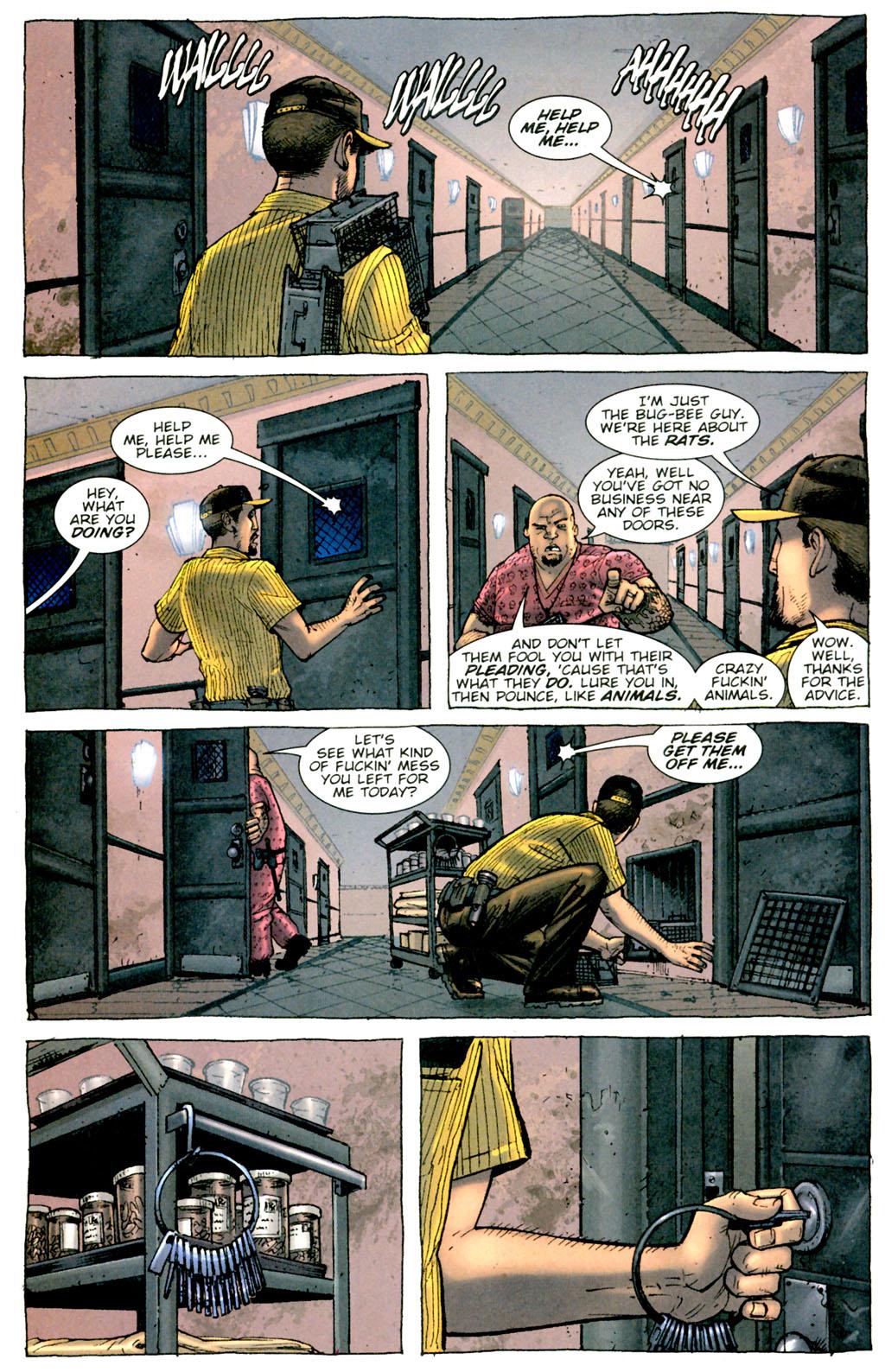 Read online The Exterminators comic -  Issue #3 - 8