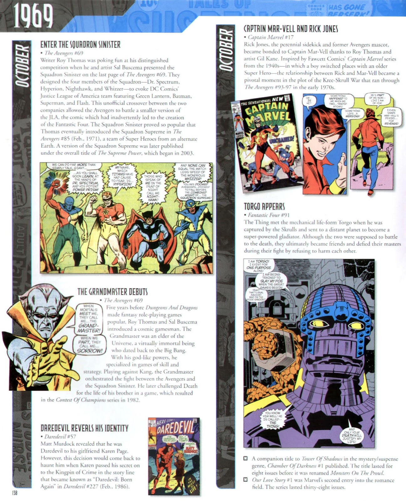 Read online Marvel Chronicle comic -  Issue # TPB (Part 2) - 34