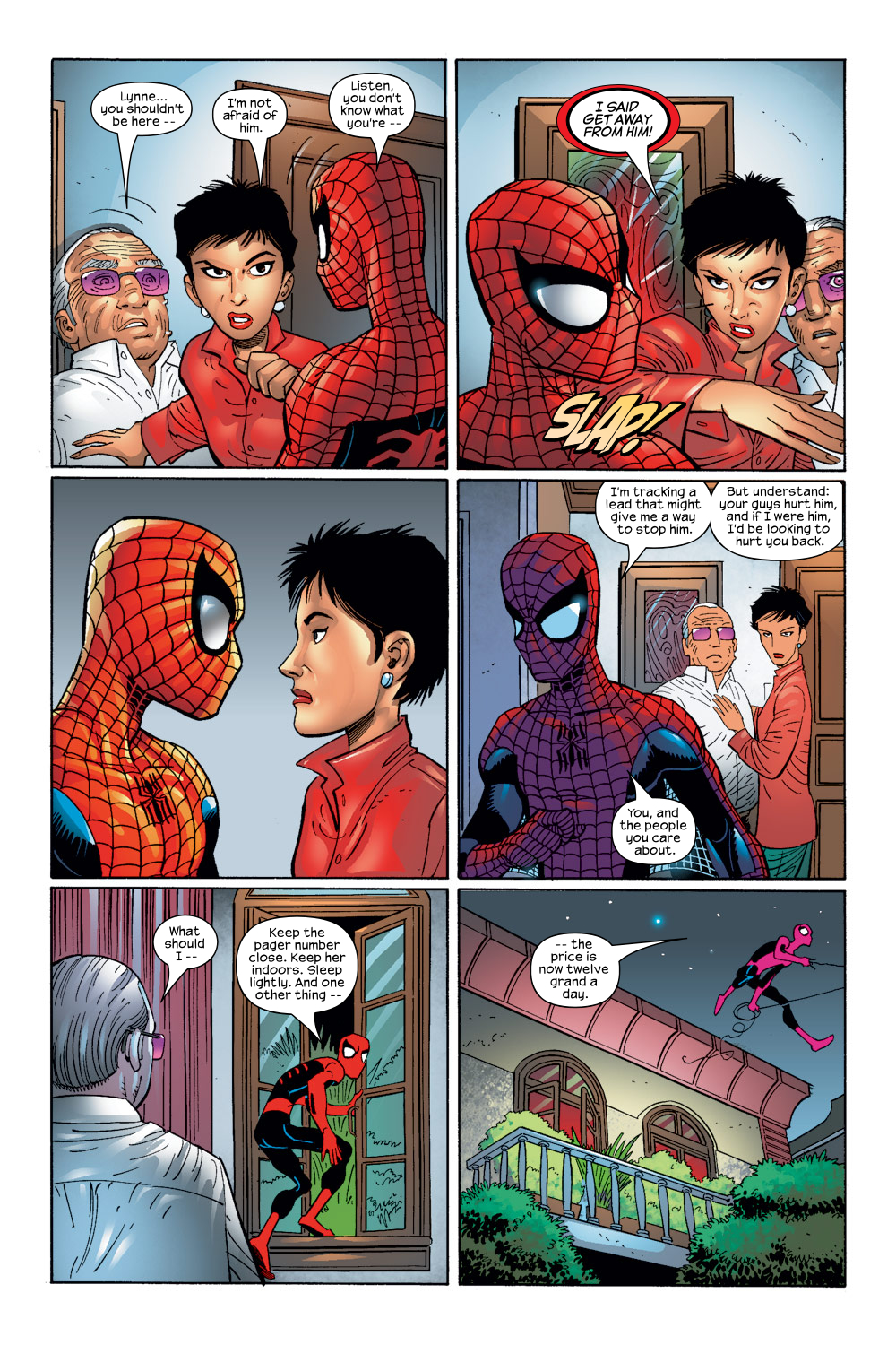The Amazing Spider-Man (1999) 53 Page 20