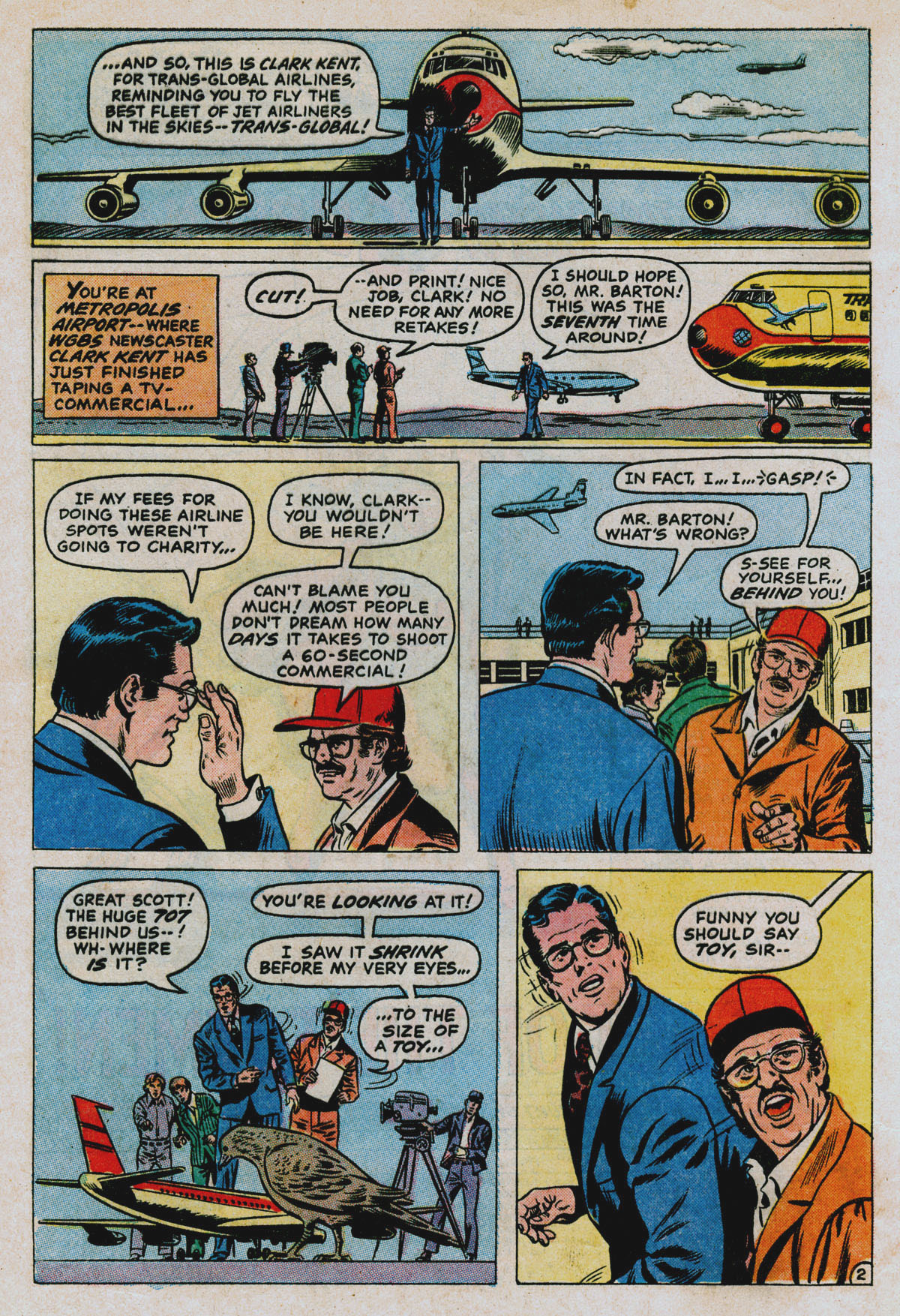 Read online Action Comics (1938) comic -  Issue #432 - 4